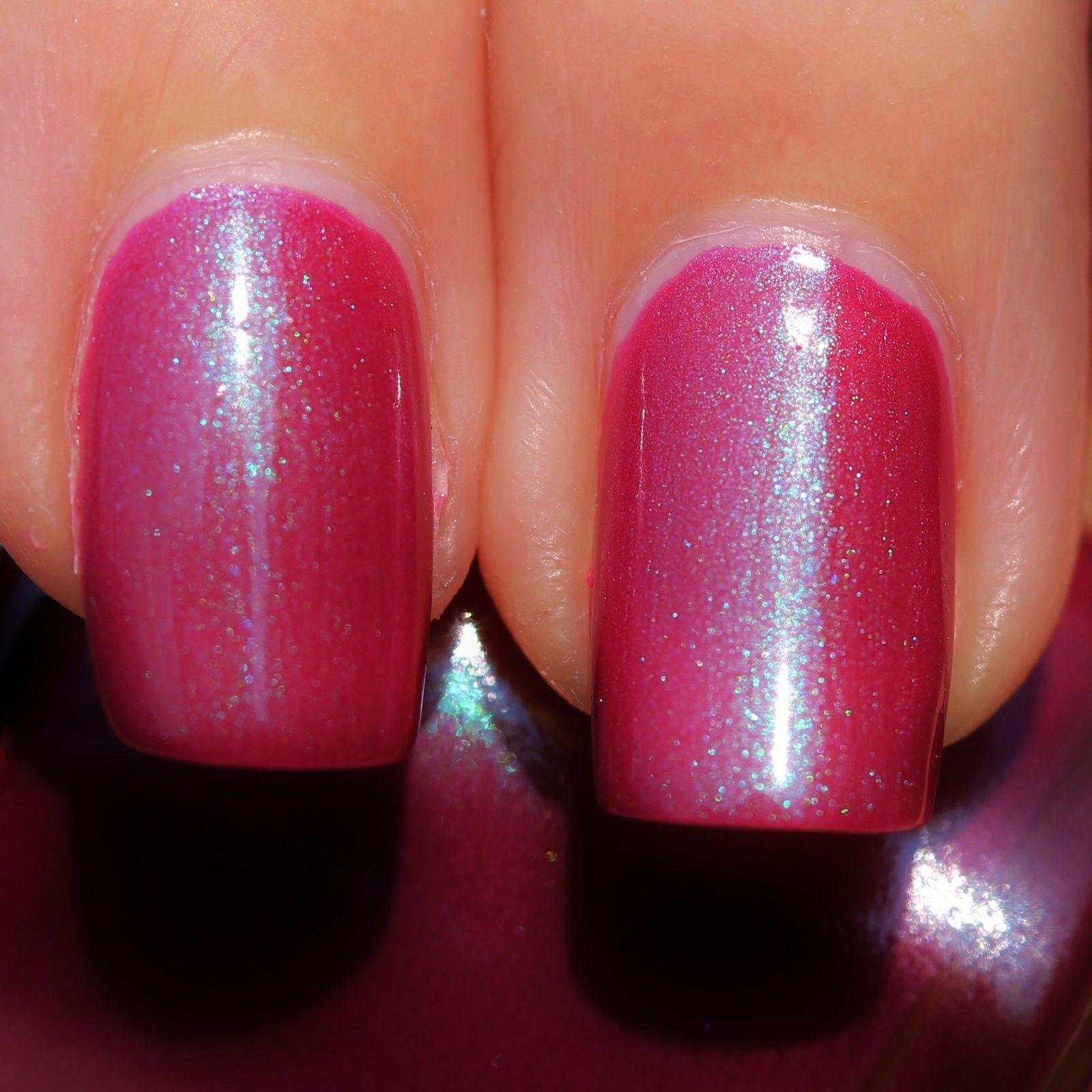 Pink Dipsy Bulle Franken Polish - Jafar