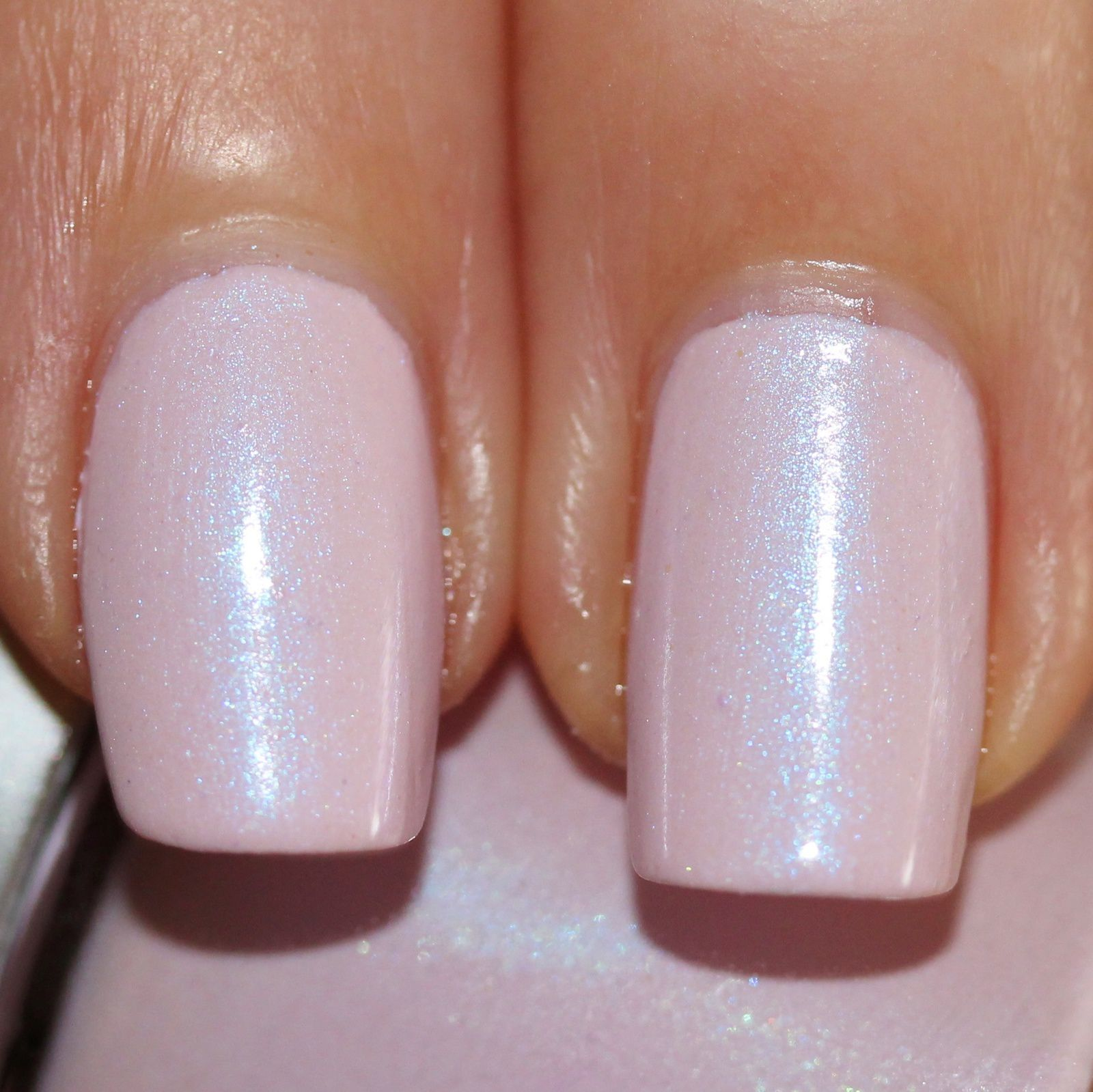 Pink Dipsy Bulle Franken Polish - Glass Slippers