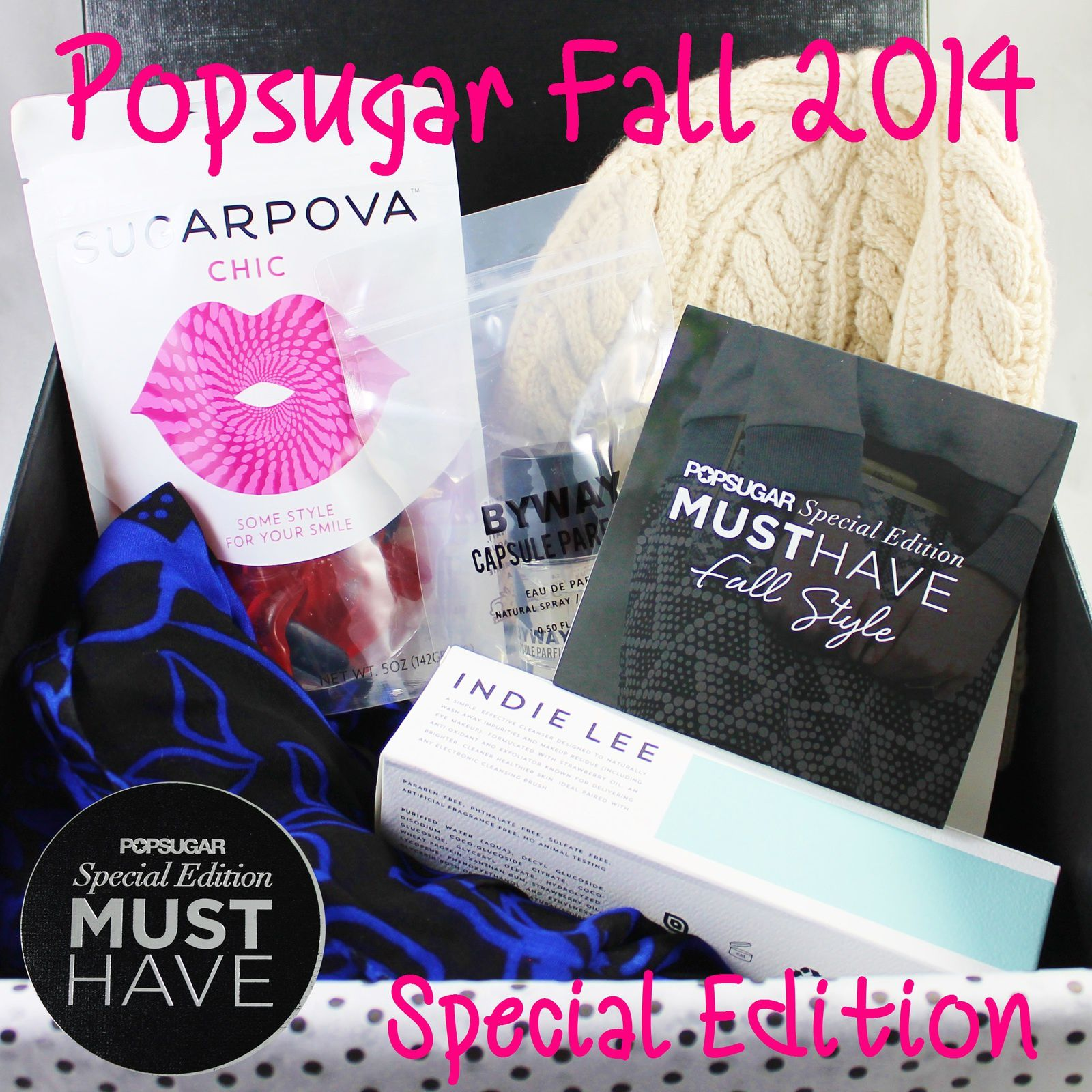 POPSUGAR Must Have Special Edition - Fall 2014