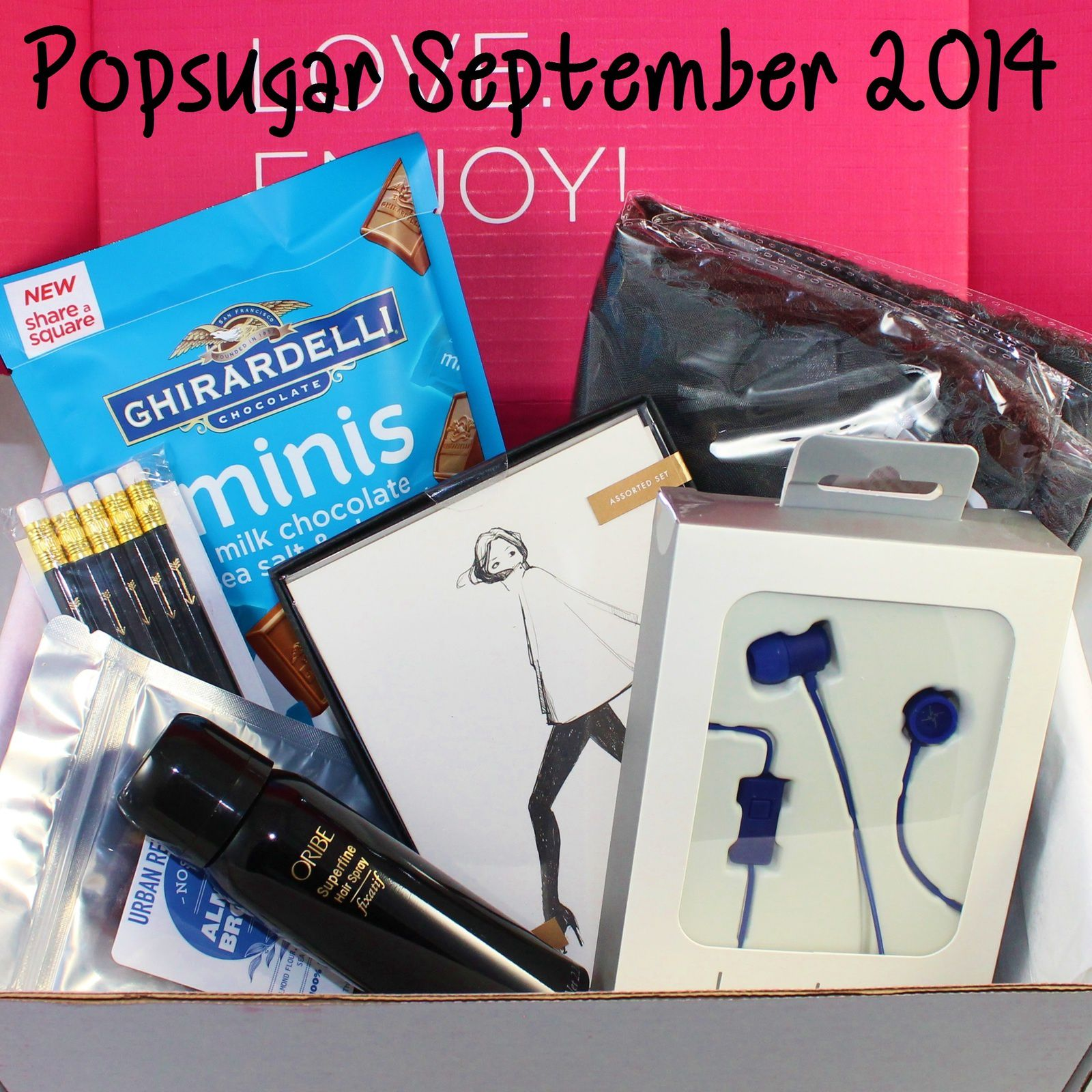 POPSUGAR Must Have - September 2014