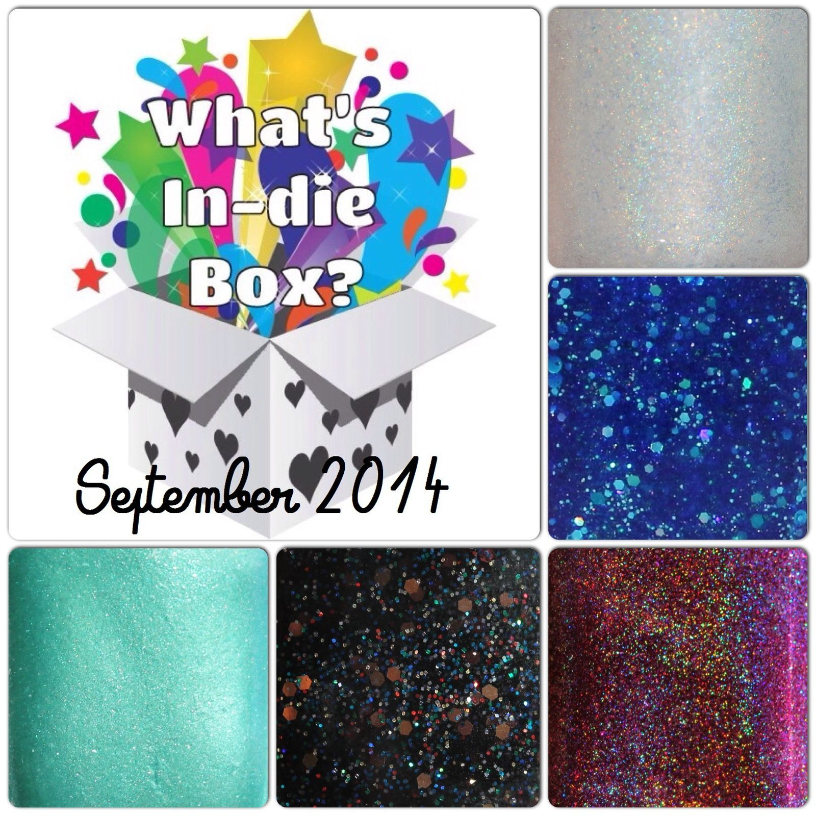 What's Indie Box September 2014 - Spectacular Space