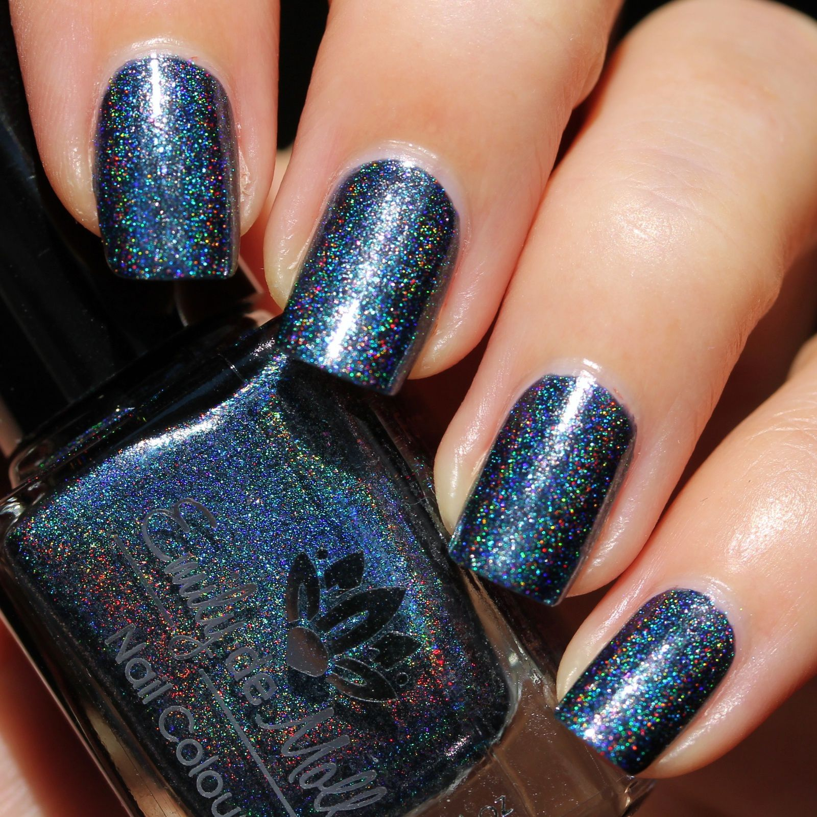 Emily de Molly Night Terrors (2 coats, no top coat)