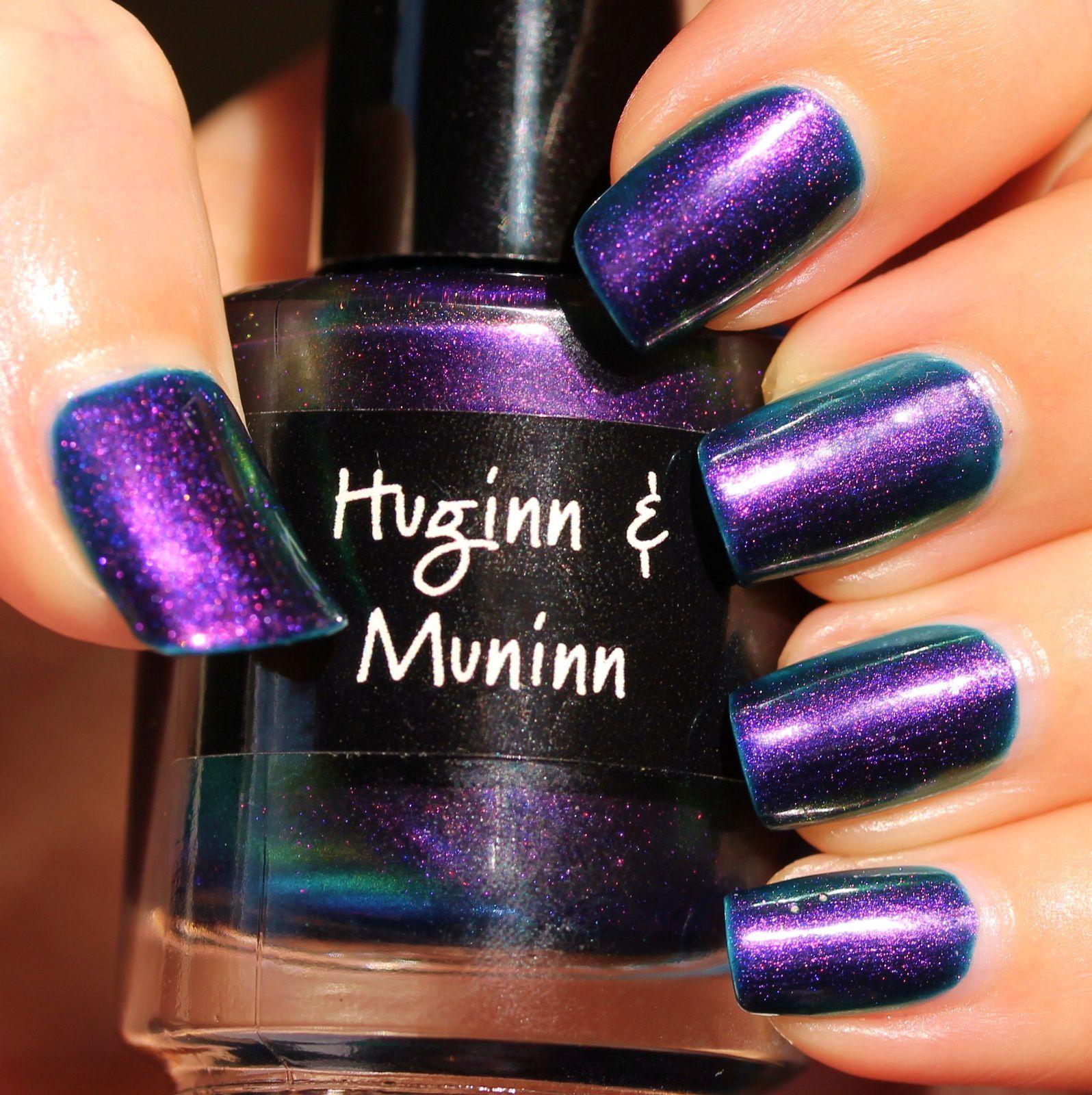 Crowstoes Huginn & Muninn