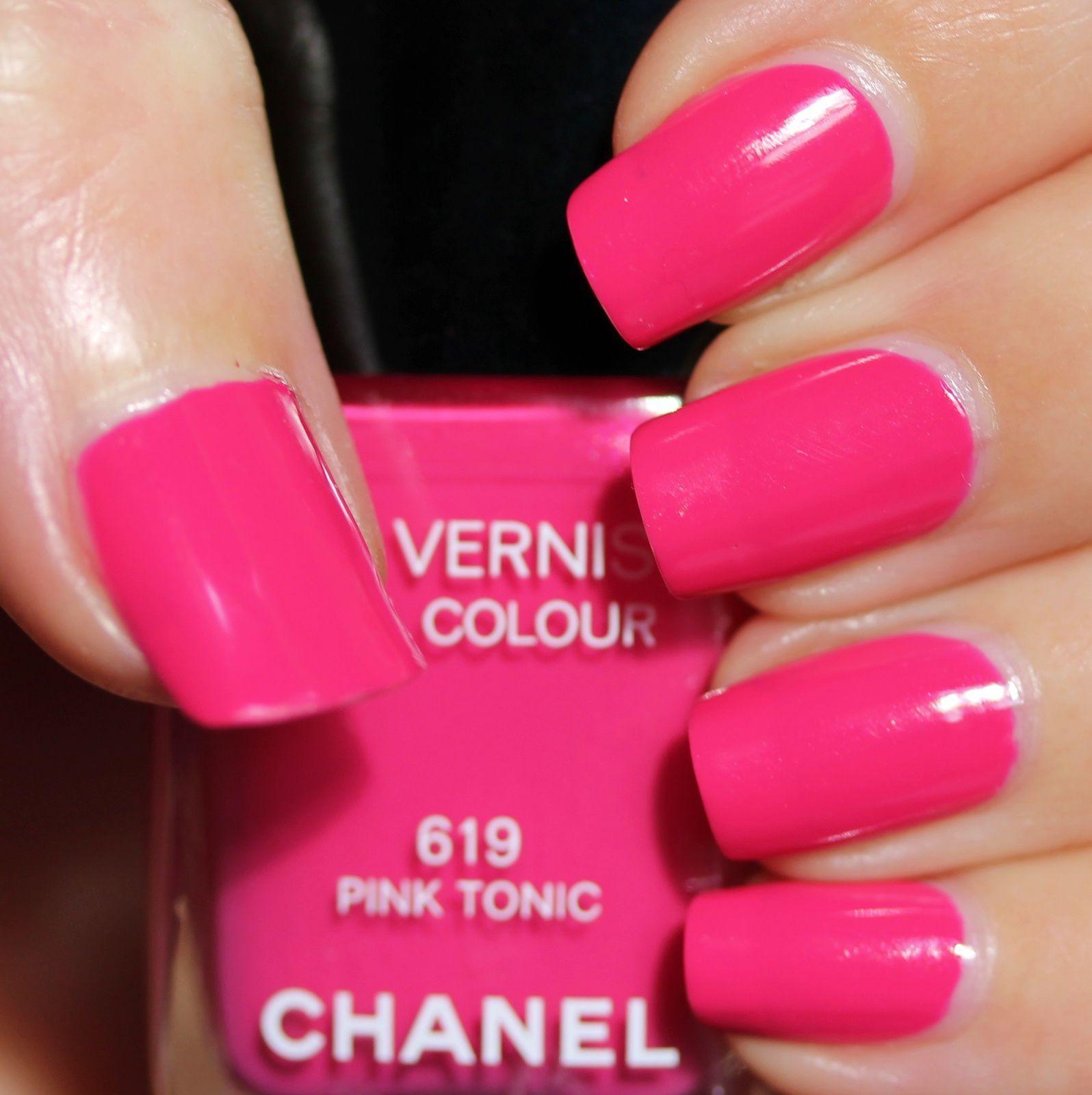 Chanel Pink Tonic