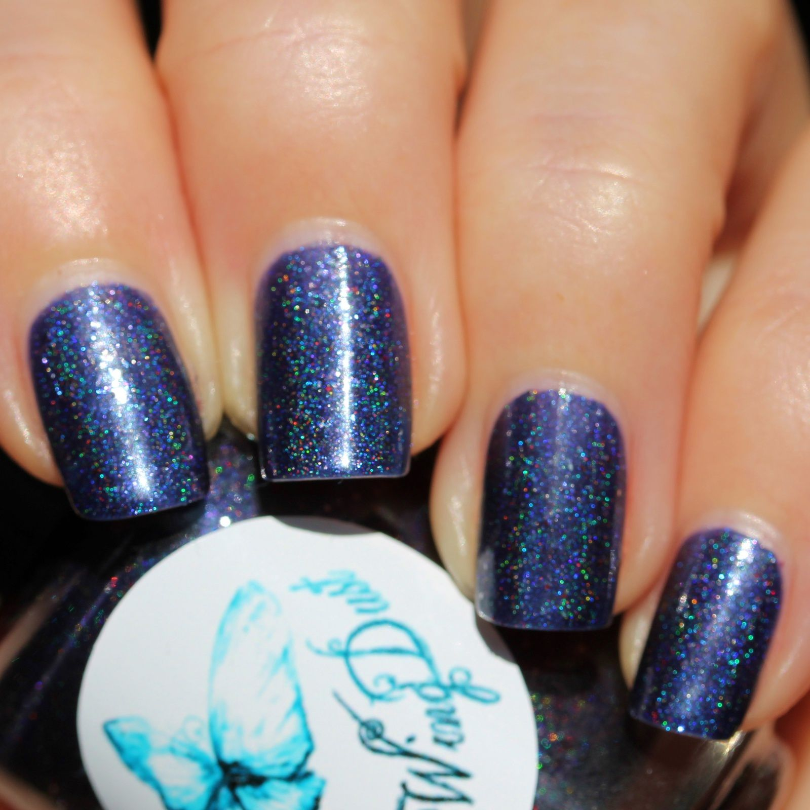 WingDust Collections Leading Lady  (2 coats, no top coat)