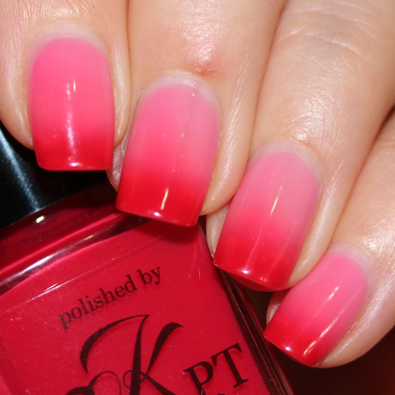 Duri Rejuvacote / Polished by KPT Camellia / Sally Hansen Miracle Gel Top Coat
