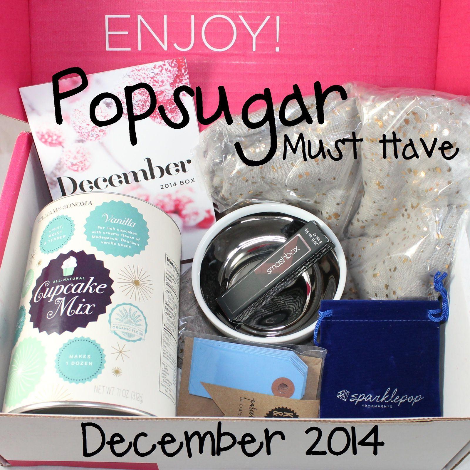 POPSUGAR Must Have - December 2014