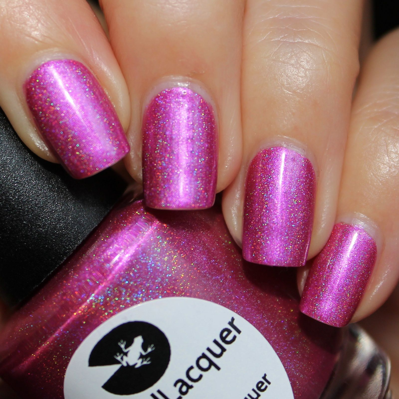 Duri Rejuvacote / Lilypad Lacquer Wink of Pink / Sally Hansen Miracle Gel Top Coat