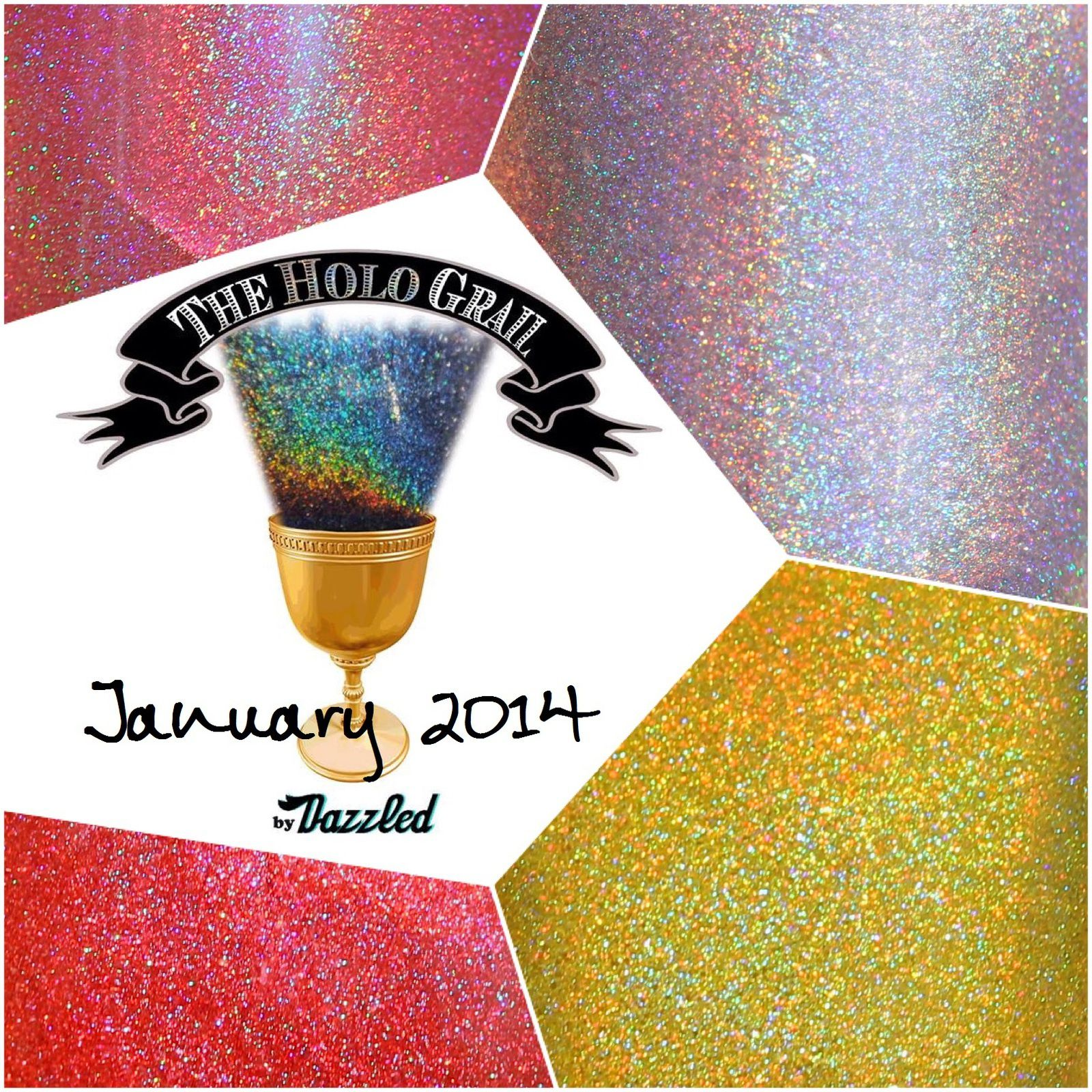 The Holo Grail Box by Dazzled - January 2015 - Make a Wish