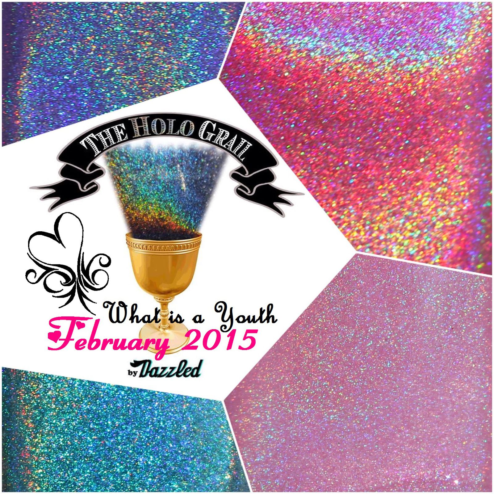 The Holo Grail Box by Dazzled - February 2015 - What is a Youth