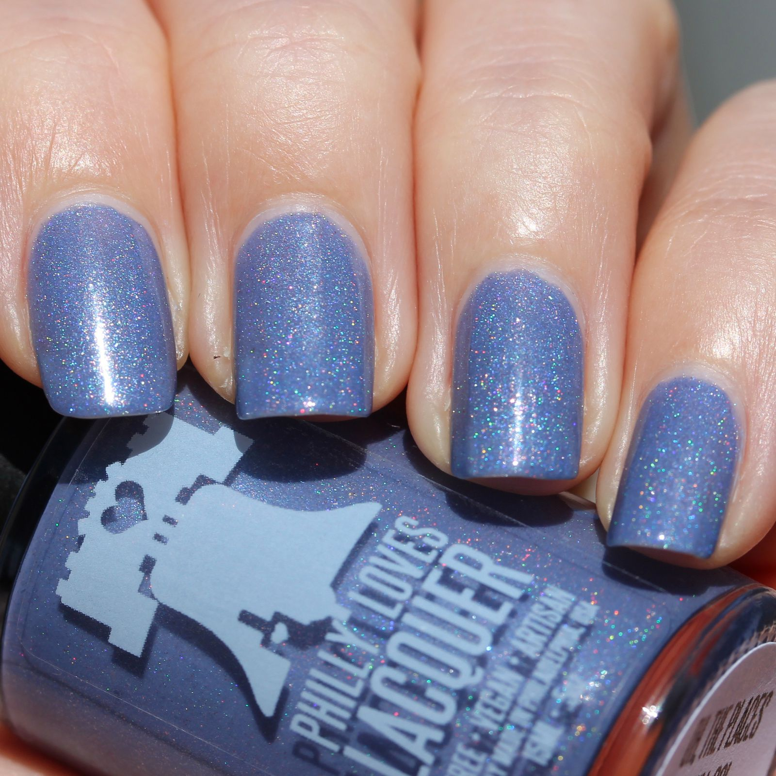Philly Loves Lacquer Oh, the places You'll Go! (2 coats, not top coat)