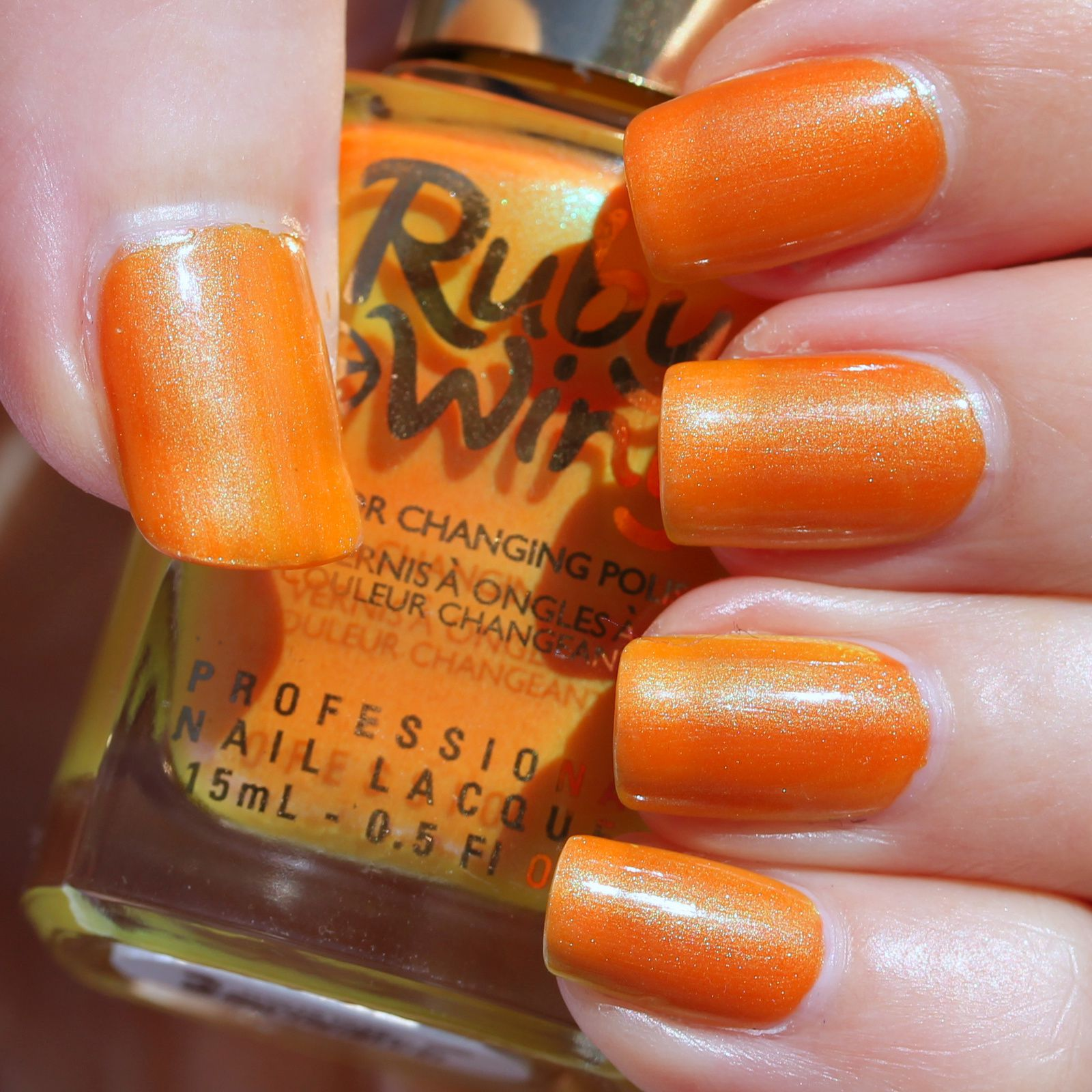 Duri Rejuvacote / Ruby Wing Electric Firefly / Sally Hansen Miracle Gel Top Coat