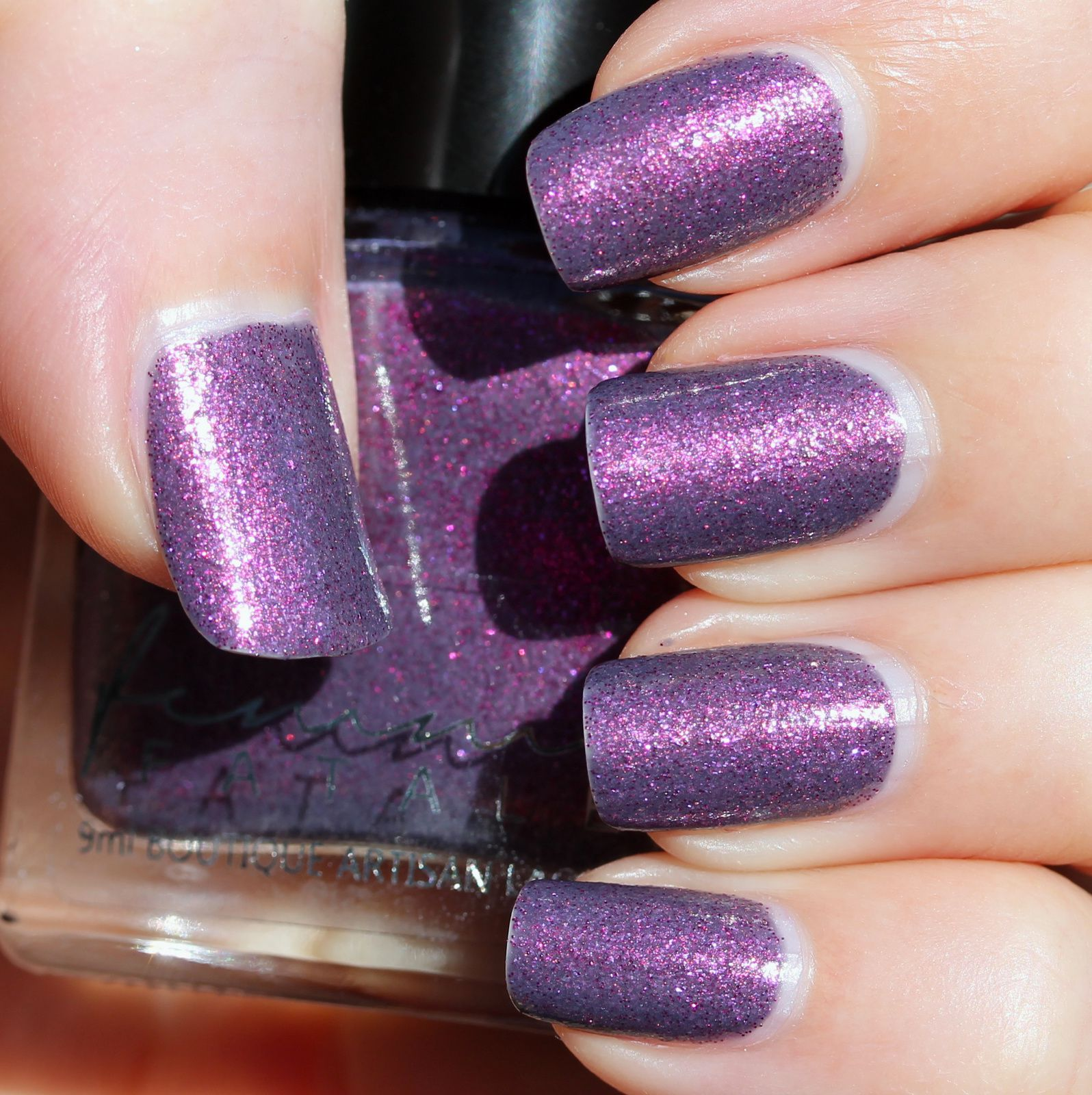 Femme Fatale Her Imperial Majesty (2 coats, no top coat)