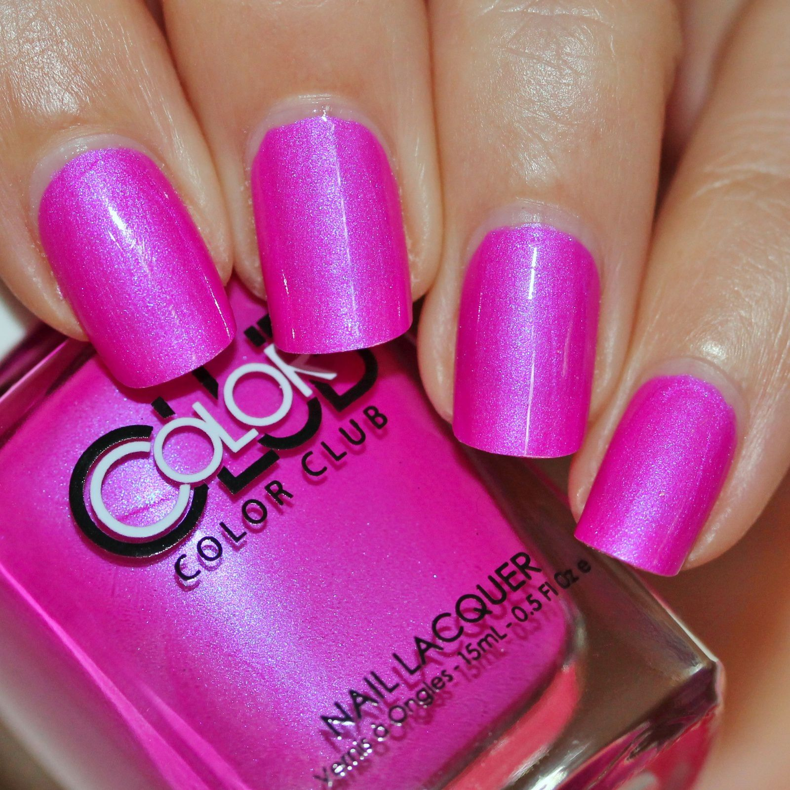 Duri Rejuvacote / Color Club Right On / HK Girl Top Coat