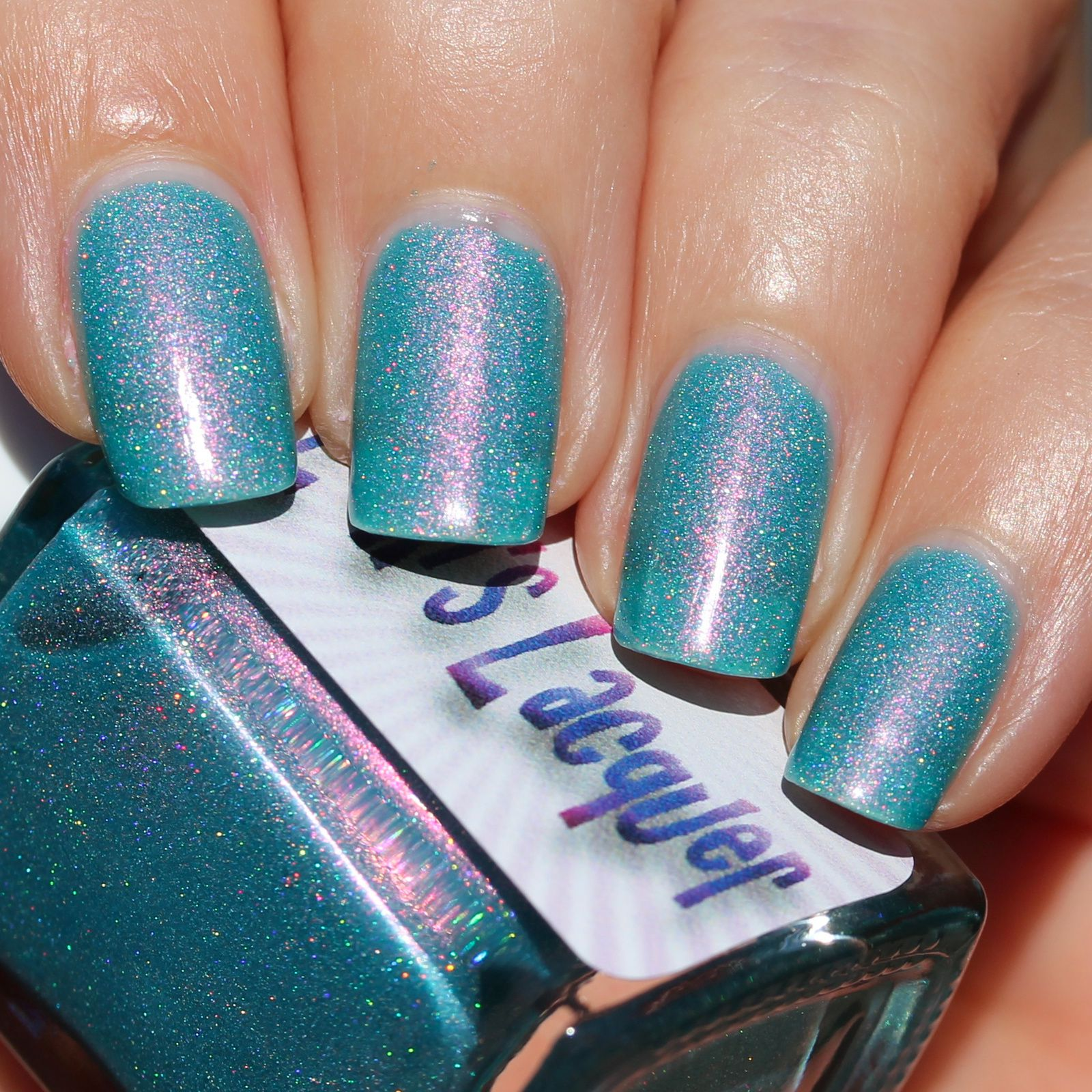 Sally Hansen Complete Care 4-in-1 Extra Moisturizing Nail Treatment / Loki's Lacquer The Diva Dance / Sally Hansen Miracle Gel Top Coat