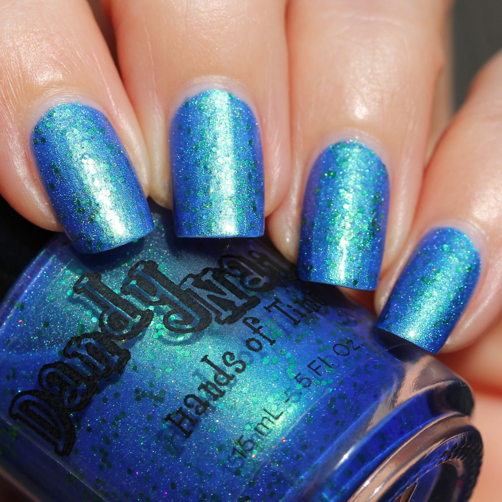 Sally Hansen Complete Care 4-in-1 Extra Moisturizing Nail Treatment / Dandy Nails Hands of Time / HK Girl Top Coat