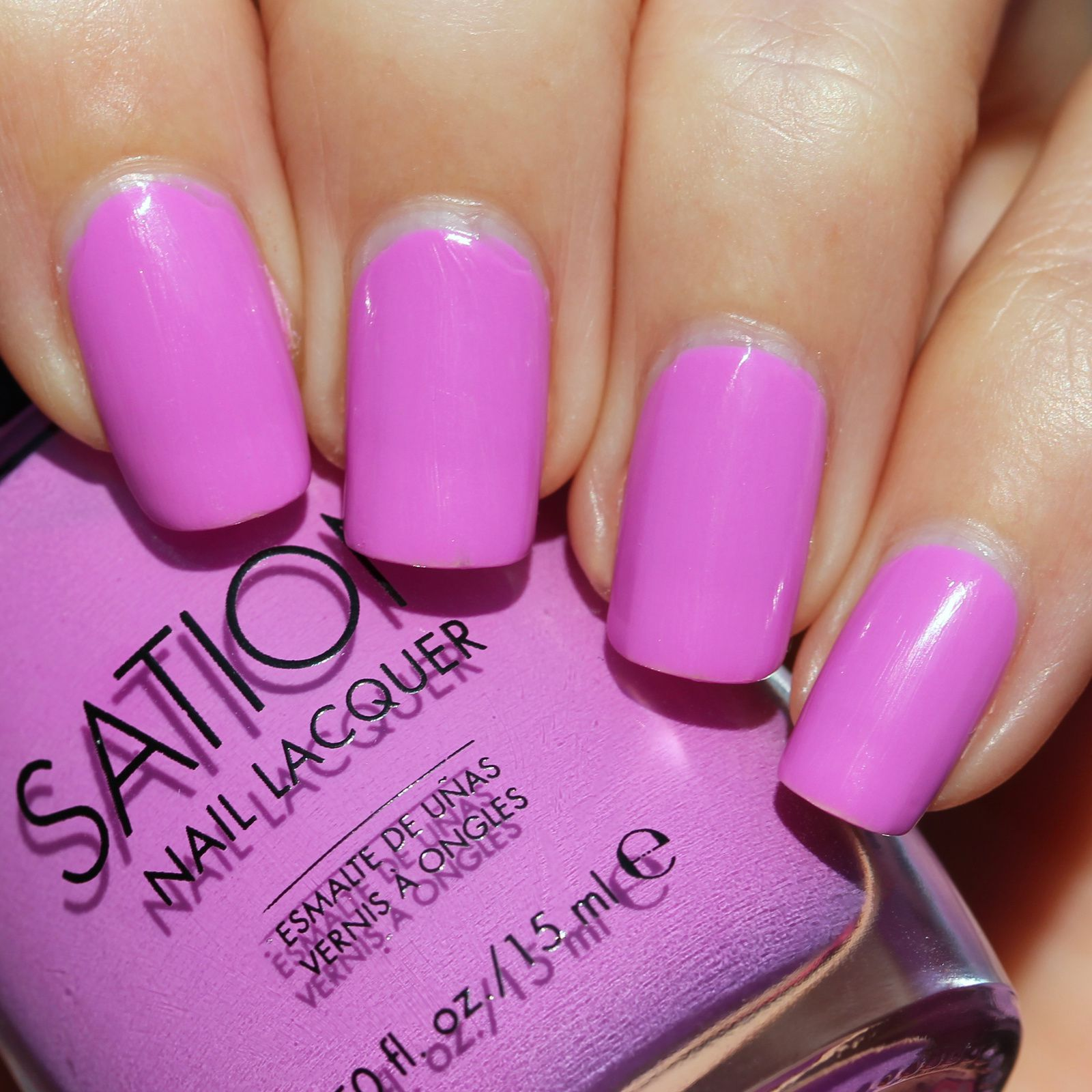 Duri Rejuvacote / Sation Love at First Lavender /  Sally Hansen Miracle Gel Top Coat