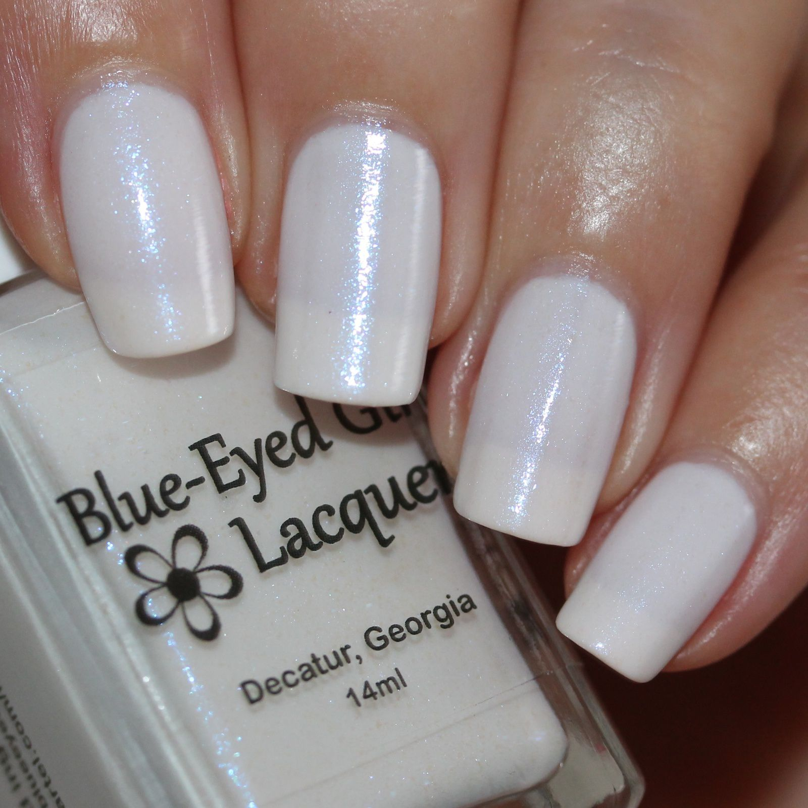 Duri Rejuvacote / Blue-Eyed Girl Lacquer Untrodden Snow / HK Girl Top Coat