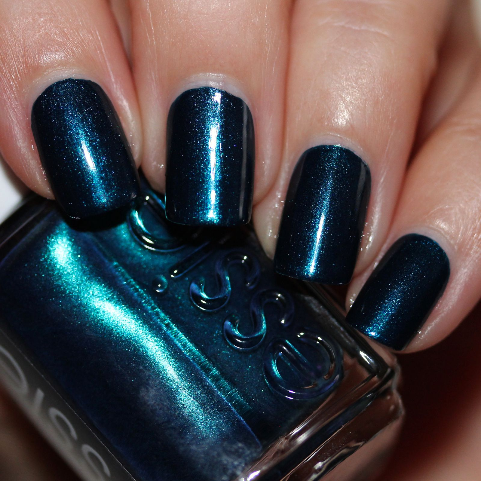 Duri Rejuvacote / Essie Bell-Bottom Blues / HK Girl Top Coat