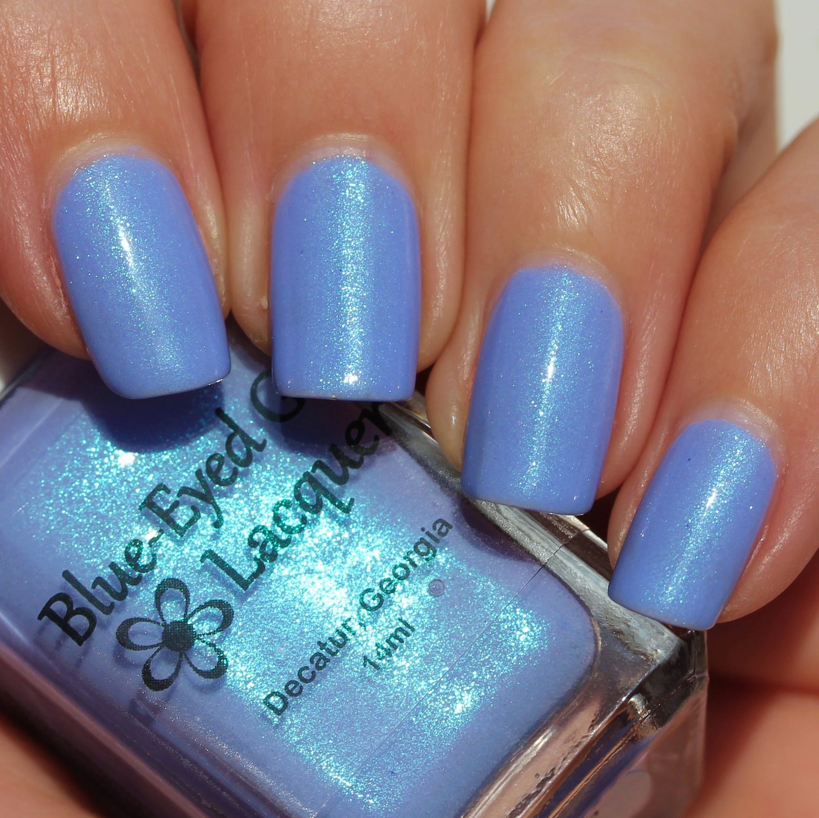 Duri Rejuvacote / Blue-Eyed Girl Lacquer Sordid End / Sally Hansen Miracle Gel Top Coat