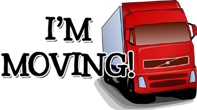 I am moving ! (very soon...)