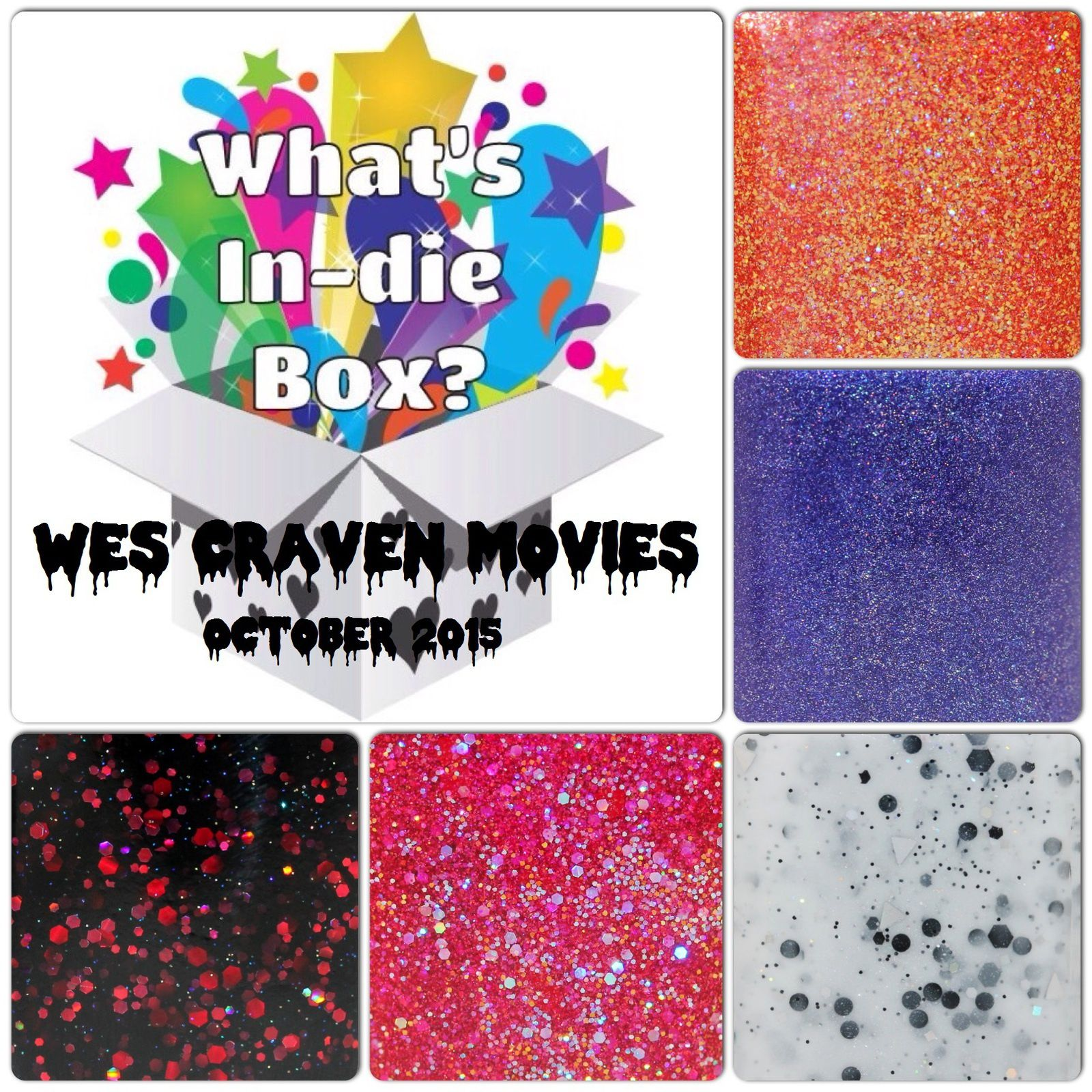 What's Indie Box - October 2015 - Wes Craven Movies