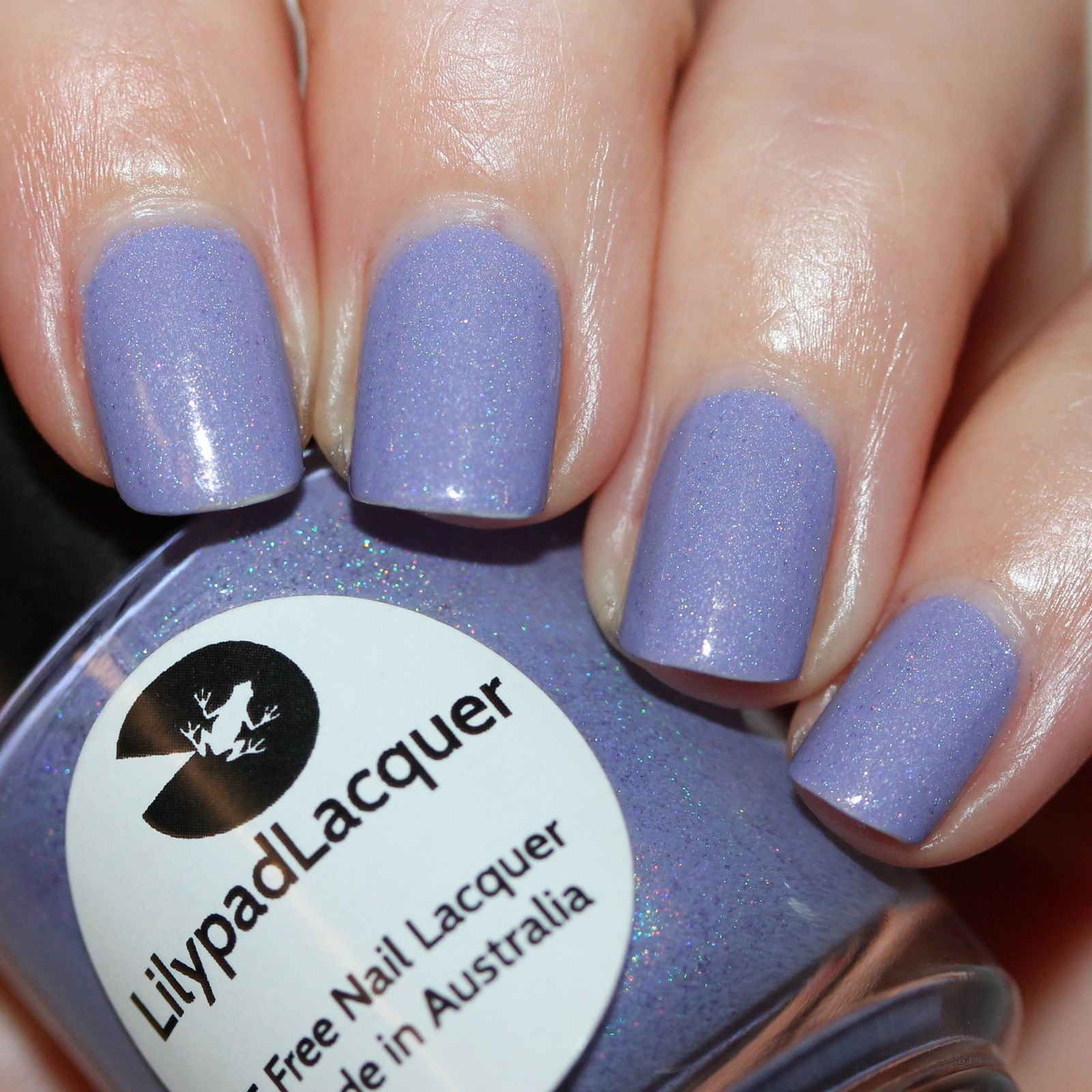 Duri Rejuvacote / Lilypad Lacquer Passion / Sally Hansen Miracle Gel Top Coat