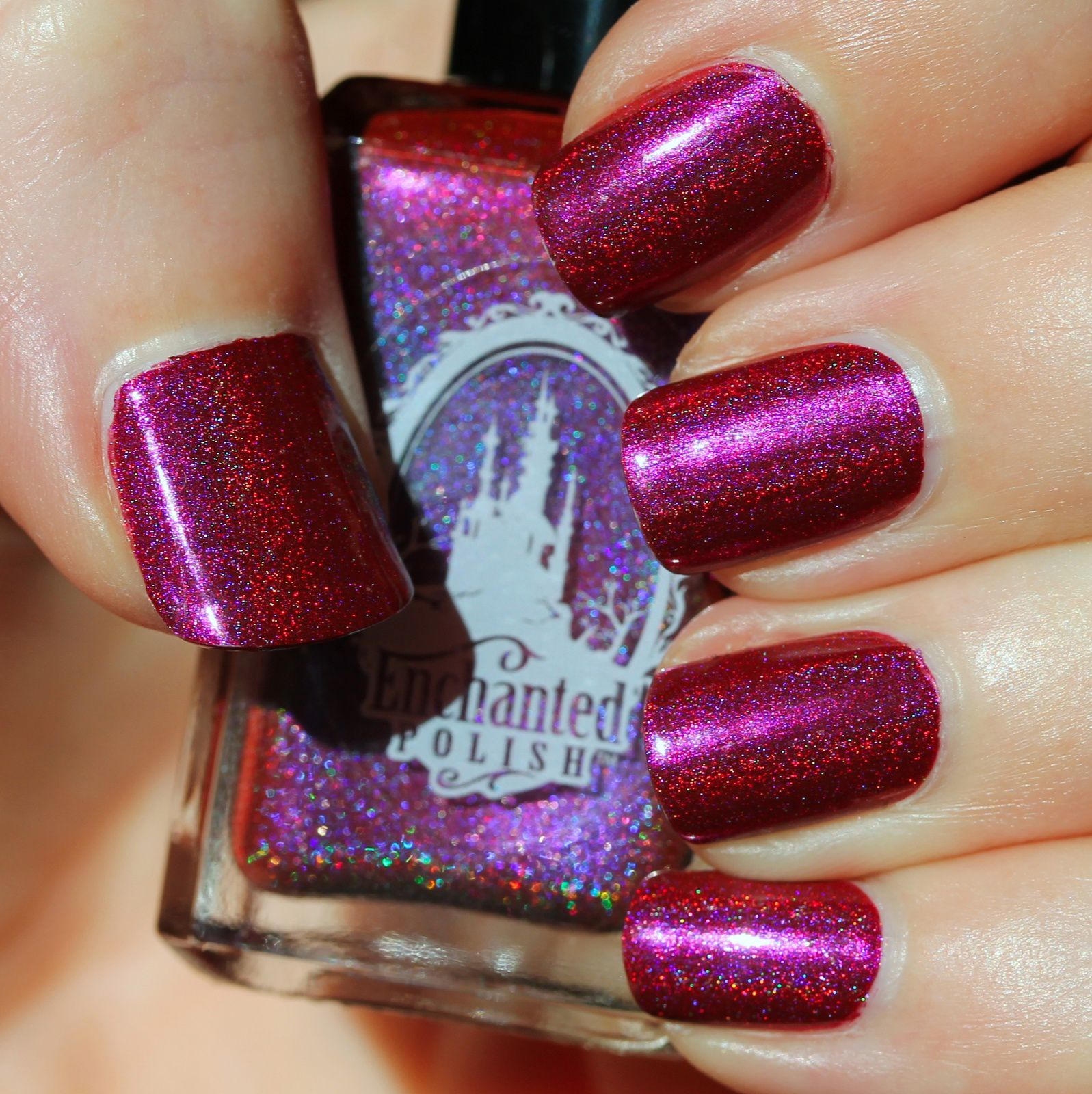Duri Rejuvacote / Enchanted Polish Lobster Roll / HK Girl Top Coat