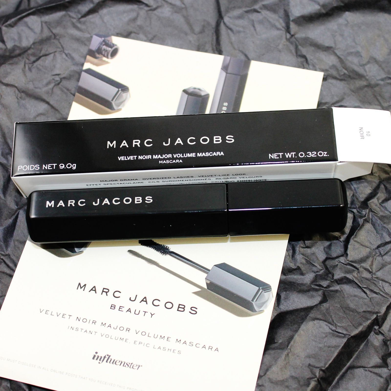 I received this product complimentary from Influenster & Marc Jacobs Beauty for testing purposes.
