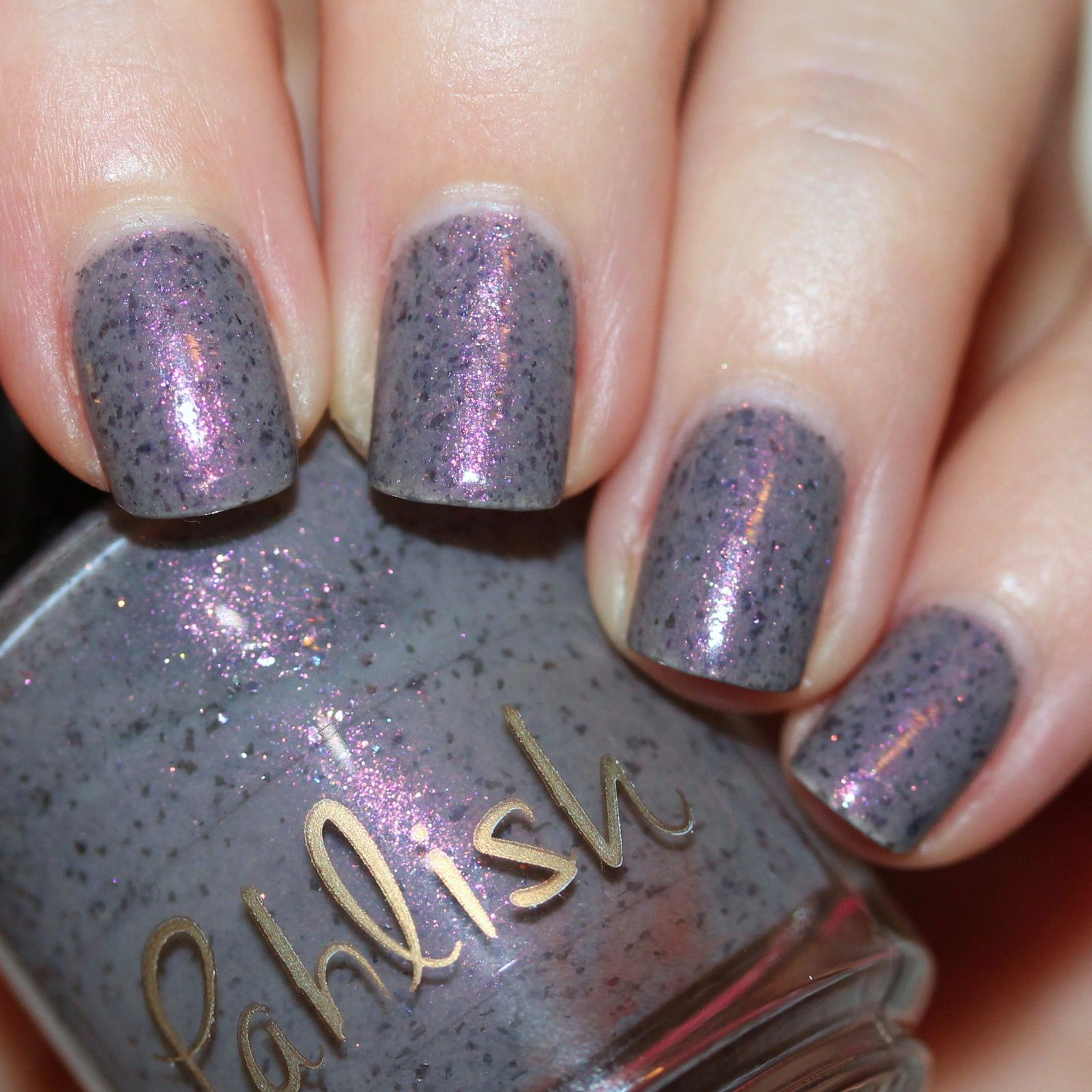 Duri Rejuvacote / Pahlish Mind Like a Diamond / Sally Hansen Miracle Gel Top Coat