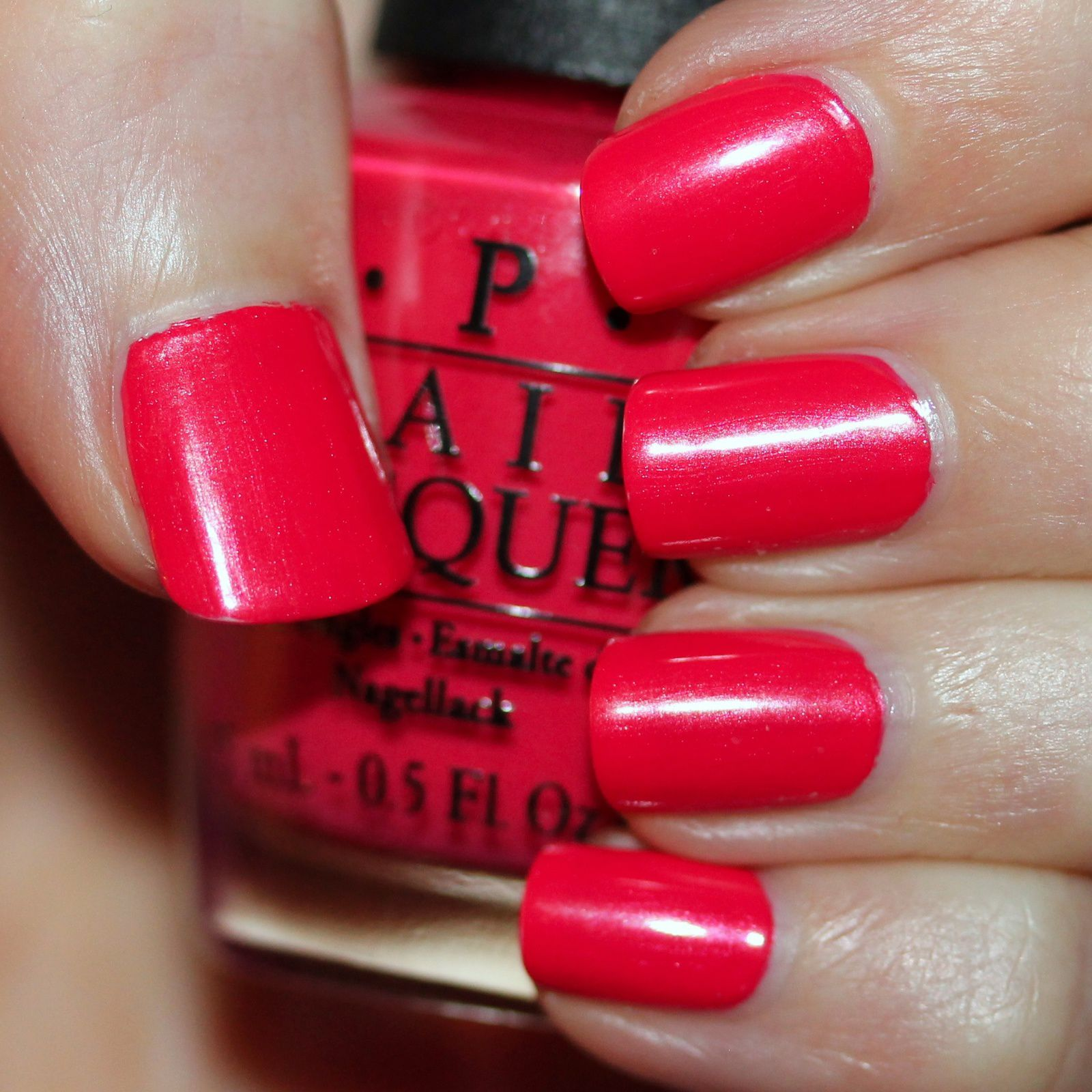 Duri Rejuvacote / OPI A Definite Moust-Have / HK Girl Top Coat