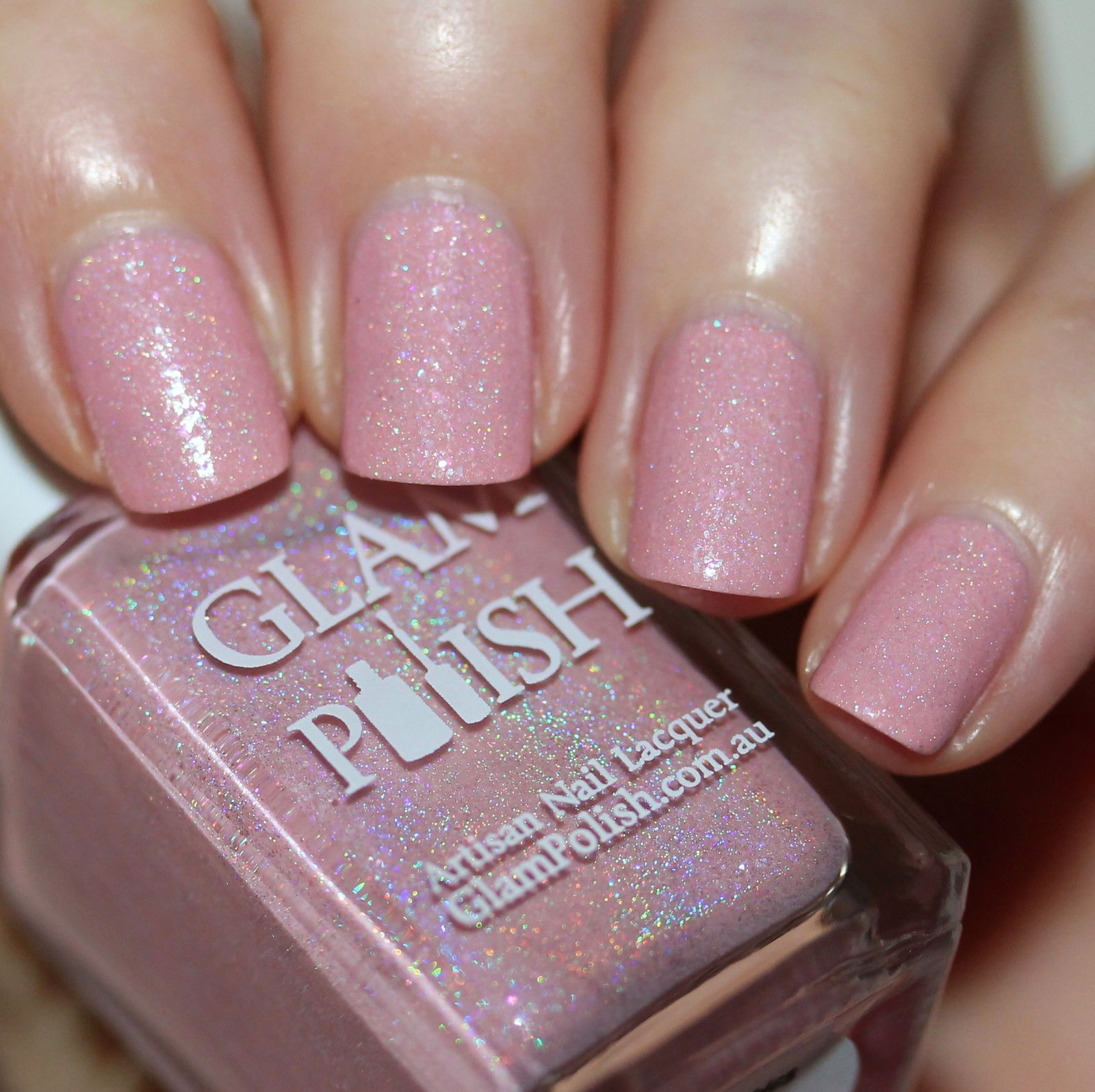 Glam Polish Beautiful (2 coats, not top coat)