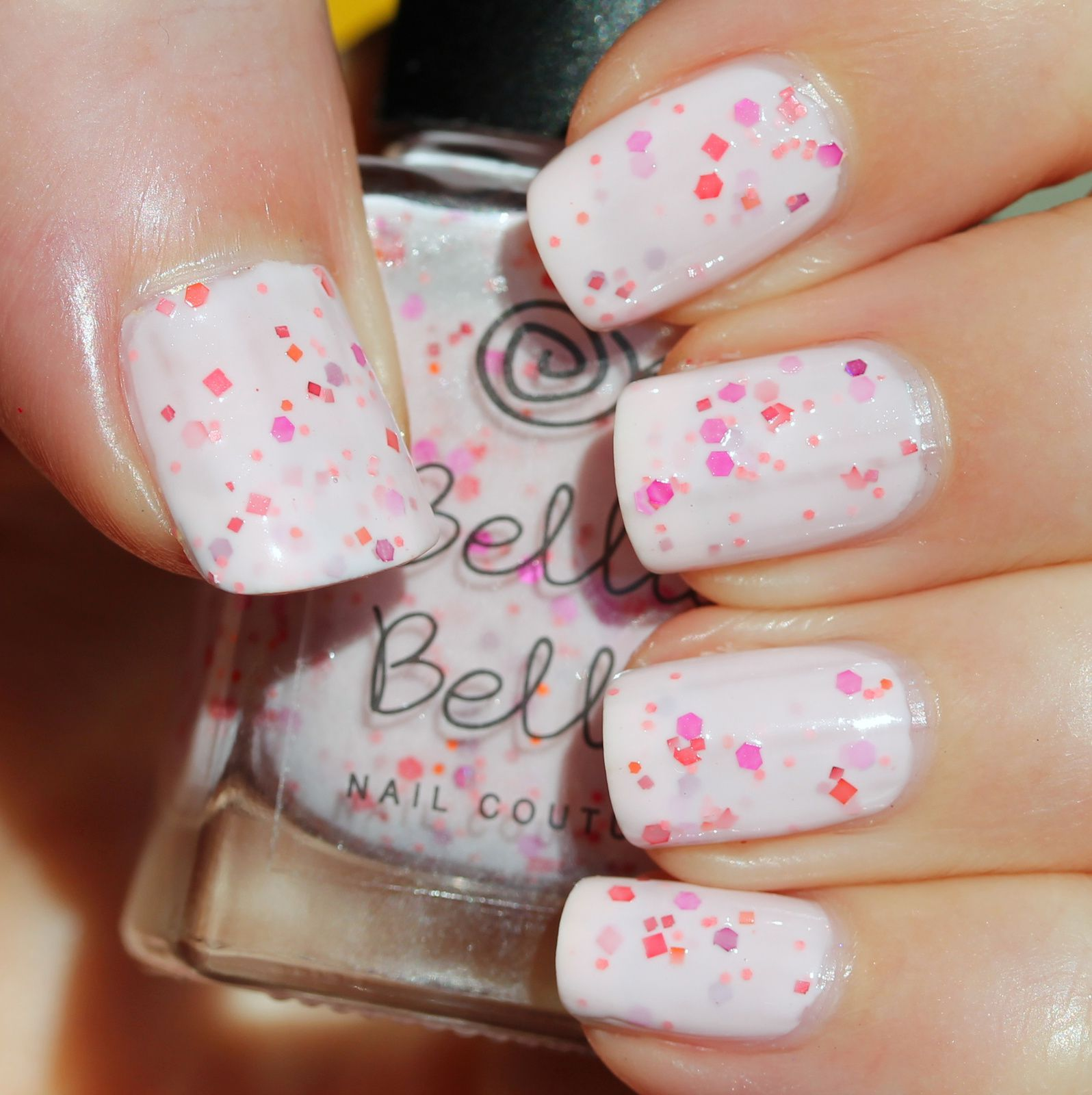 Bella Belle Nail Couture Sweet Tooth (2 coats, no top coat)