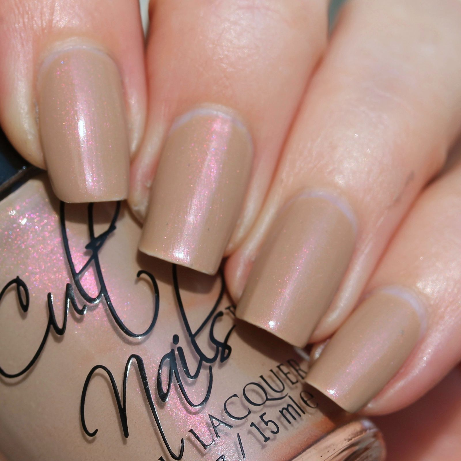 Duri Rejuvacote / Cult Nails Cruisin' Nude / HK Girl Top Coat