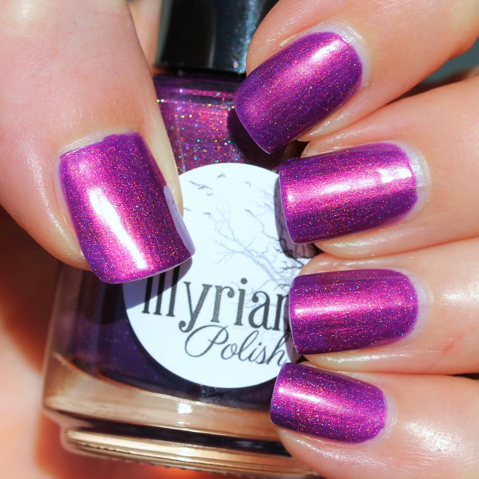 Illyrian Polish Unicorn Spell (2 coats, no top coats)