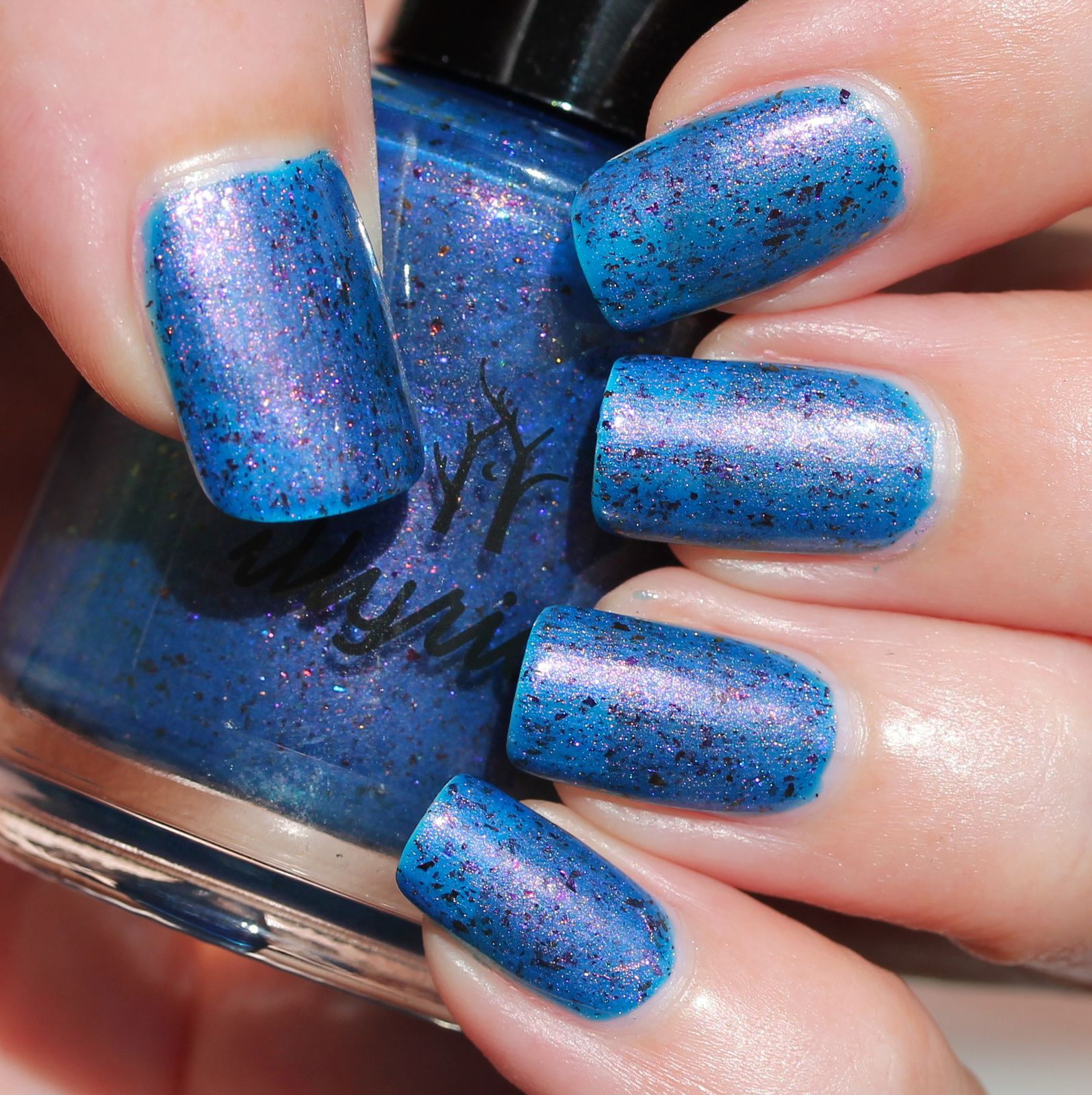Illyrian Polish Aquata (3 coats, no top coat)