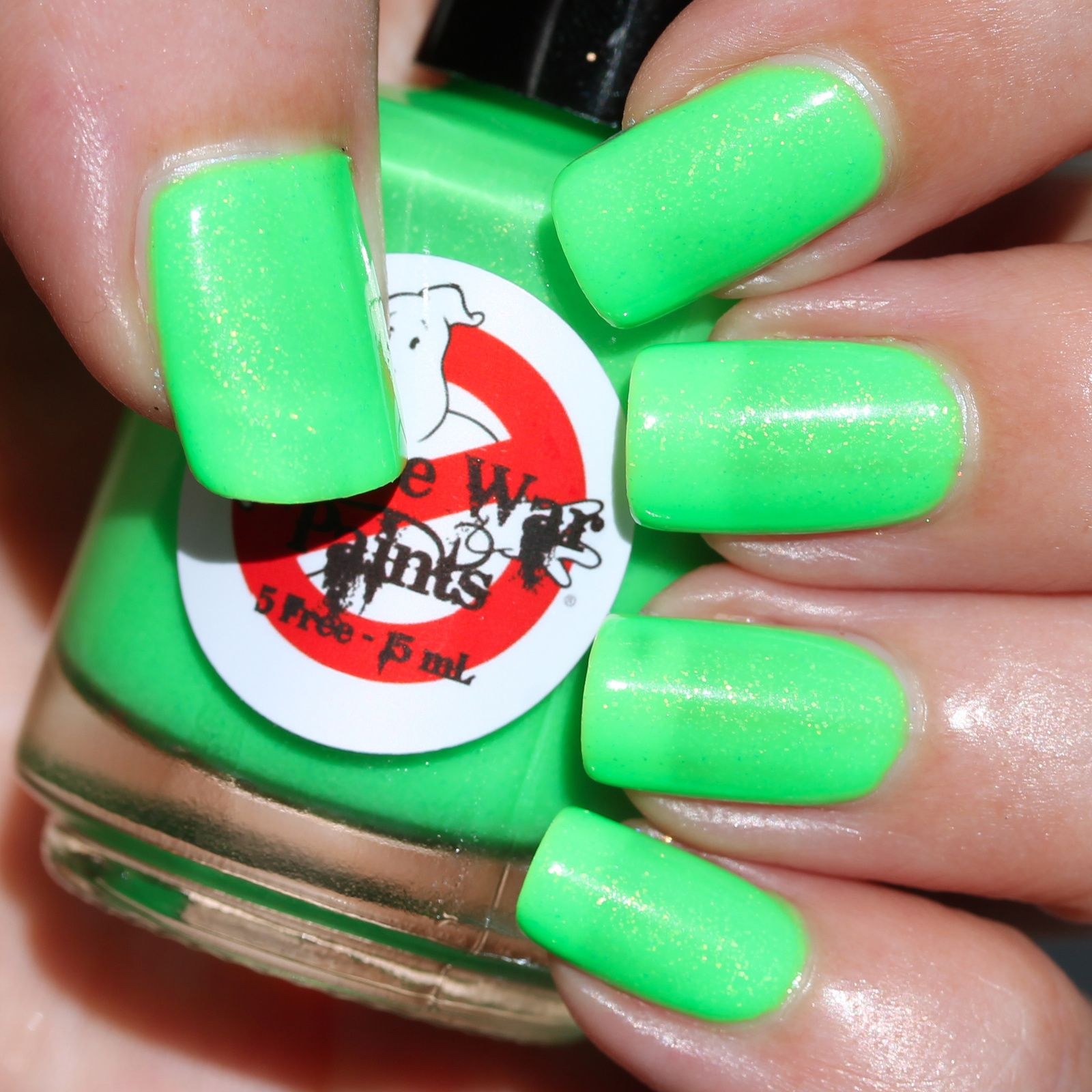 Native War Paints Slimer (4 coats, no top coat)