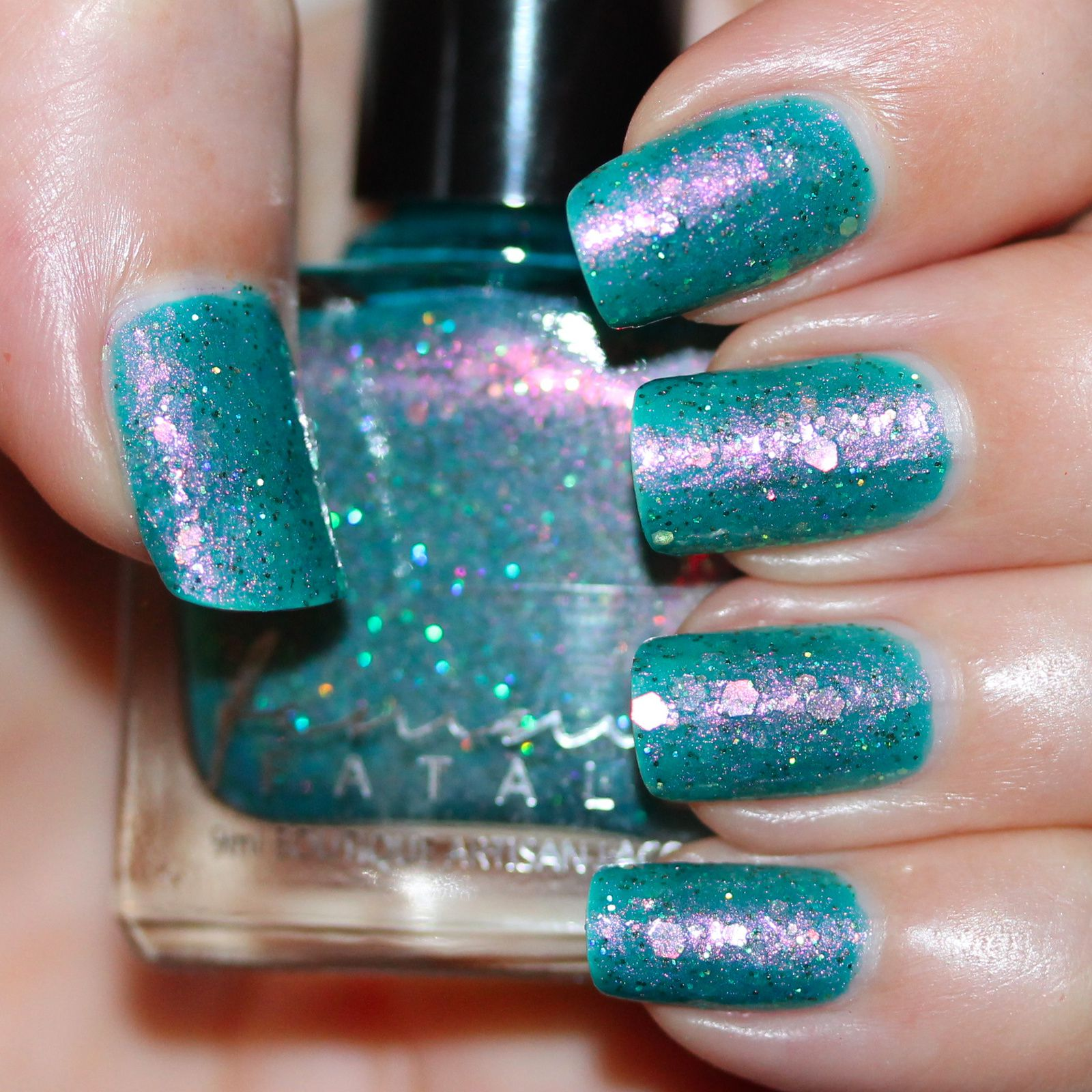 Femme Fatale Dominion of the Sea Witch (2 coats, no top coat)