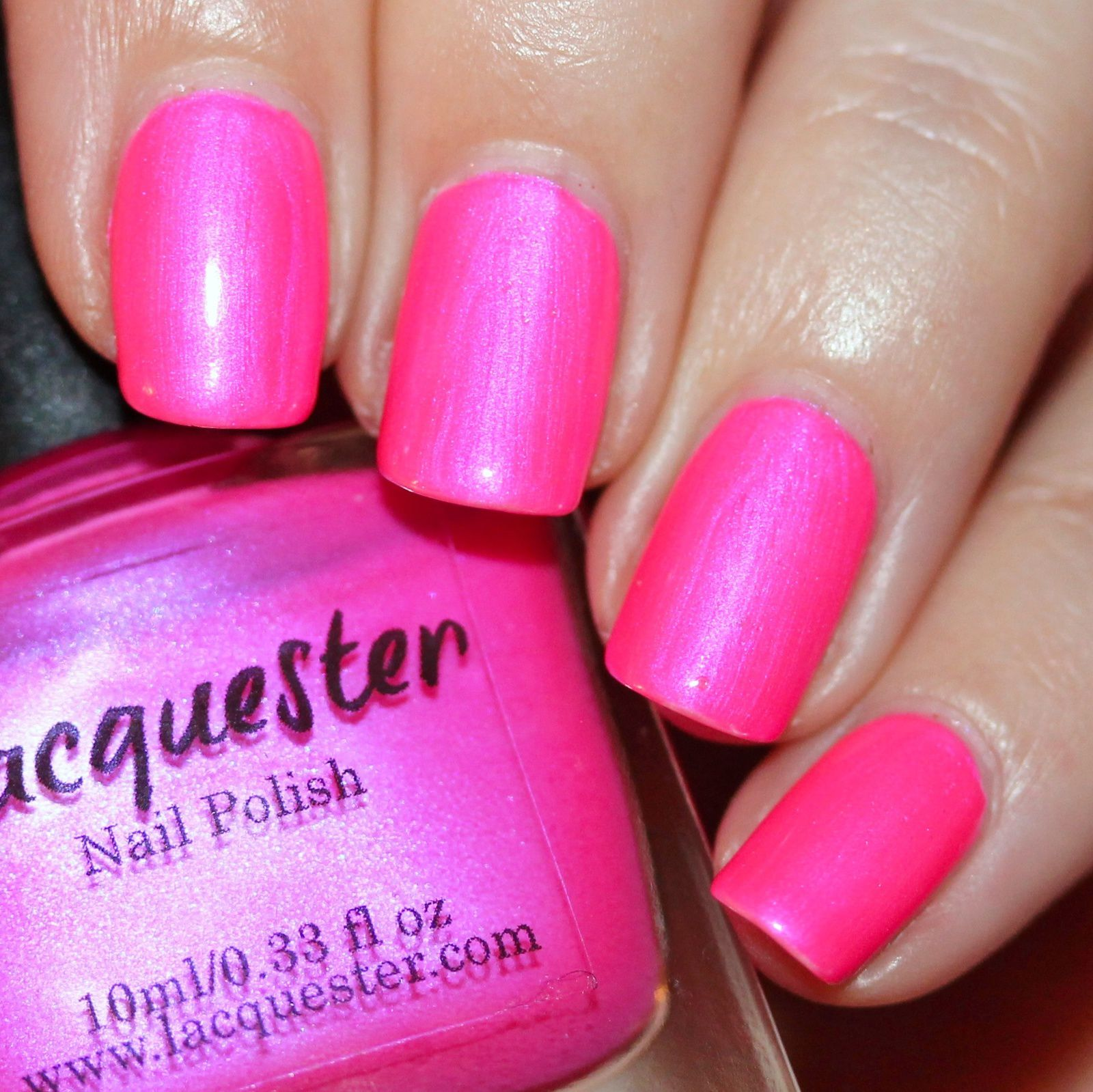 Sally Hansen Complete Care 4-in-1 Extra Moisturizing Nail Treatment / Dr. Pierre Ricaud Whitening Corrector / Lacquester Rosington / HK Girl Top Coat