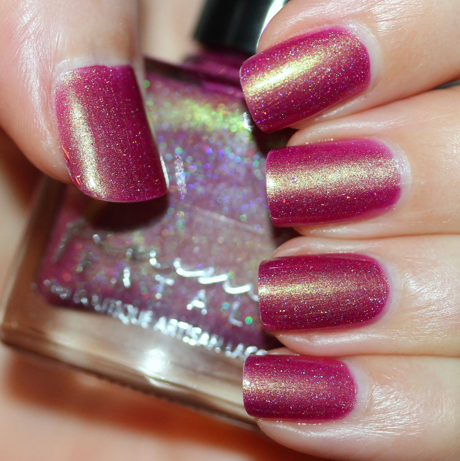 Duri Rejuvacote / Femme Fatale Cosmetics Cassiopeia / Lilypad Lacquer Crystal Clear Top Coat