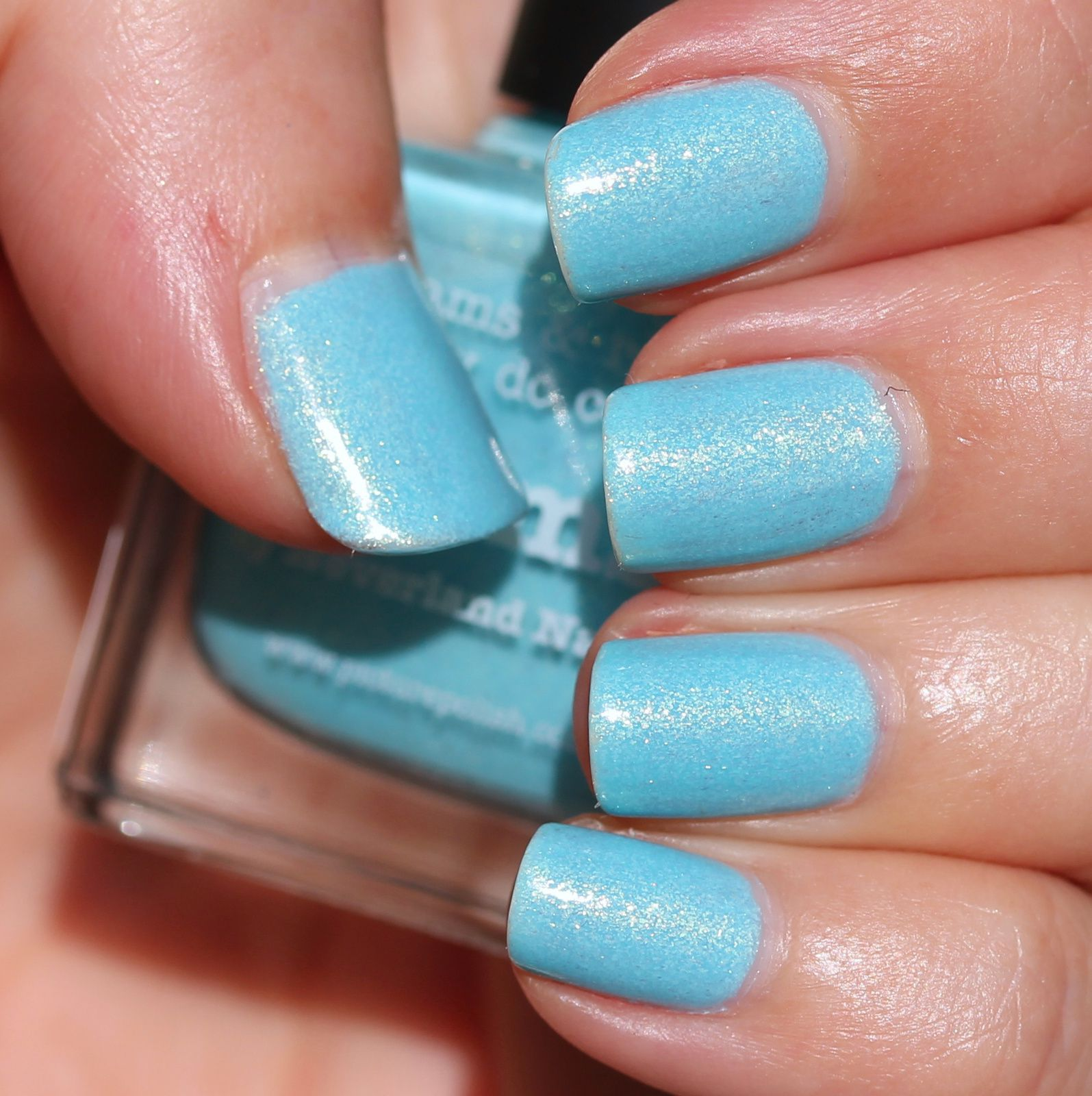 Mavala Base Coat Nail Shield 2-Phase Reinforcer and Protector / piCture pOlish Whimsy / Sally Hansen Miracle Gel Top Coat