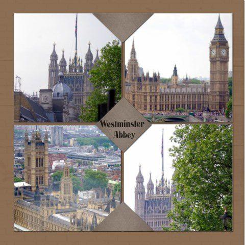 un week end à Londres