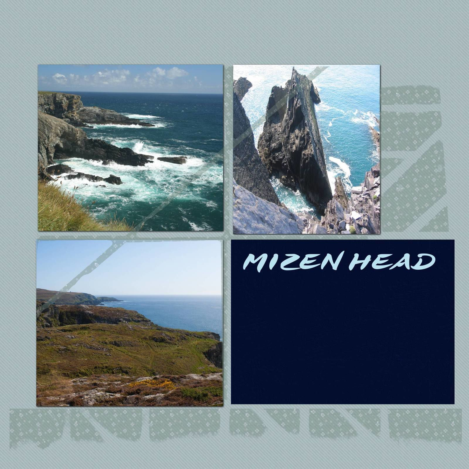 Mizen Head et Bantry Bay
