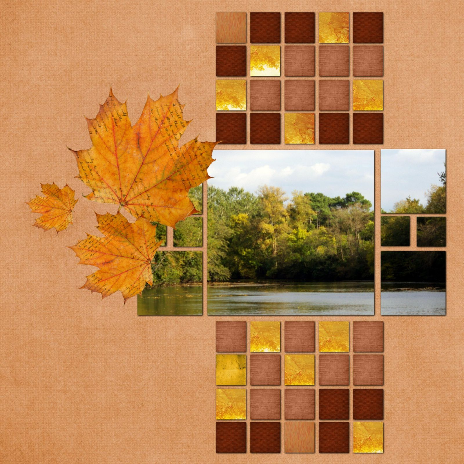 scraplift mosaique