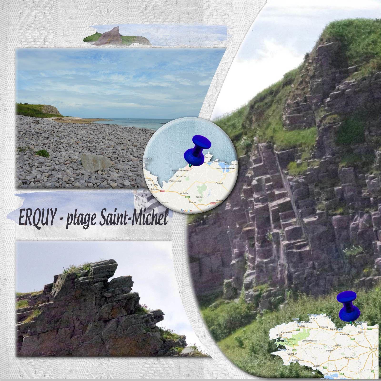 ERQUY - PLAGE ST MICHEL