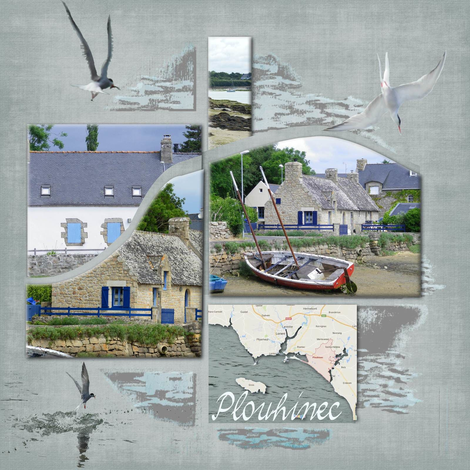 PLOUHINEC - Morbihan