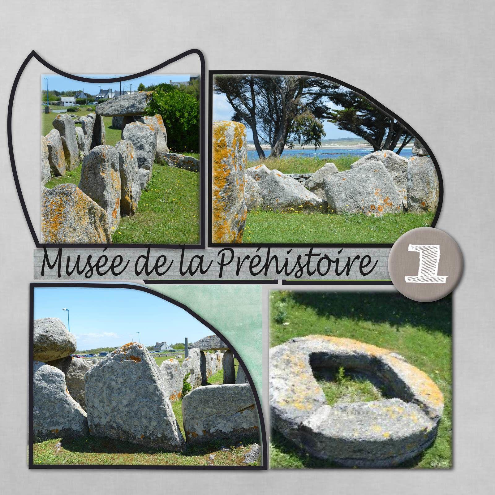 PENMARC'H - LE MUSEE DE LA PREHISTOIRE