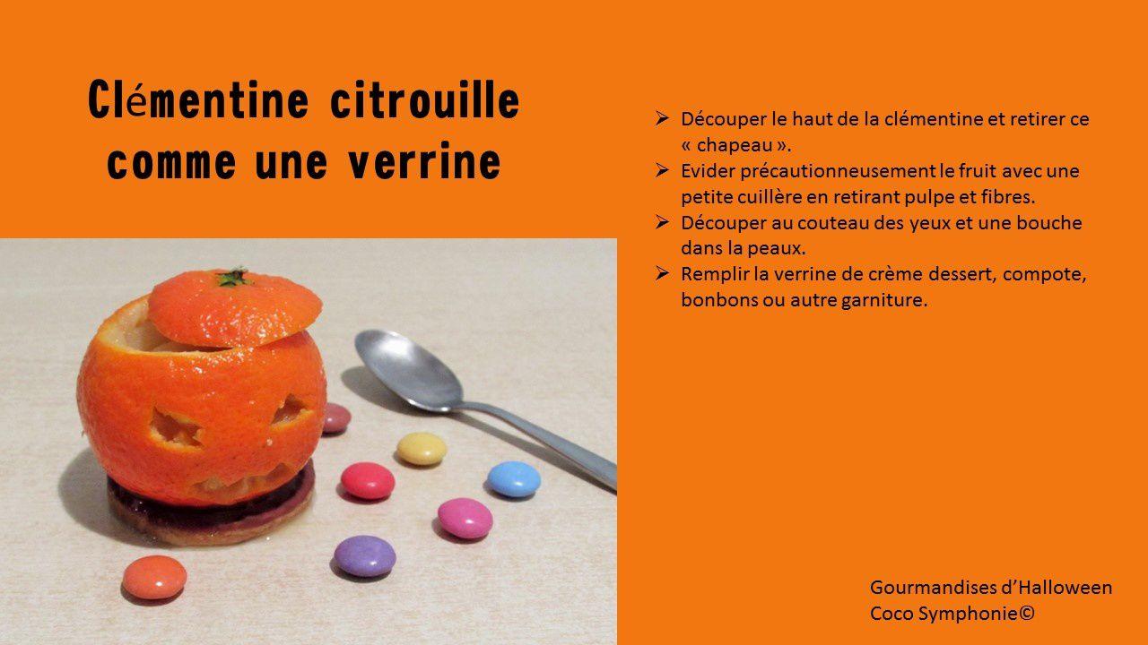 Gourmandises d'halloween #3