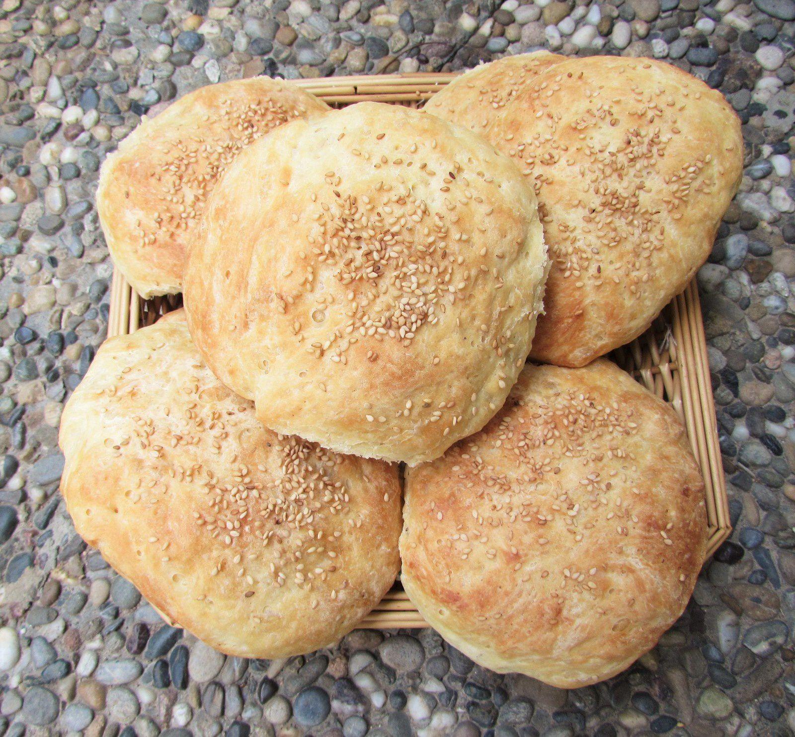 Buns (pain à burger)