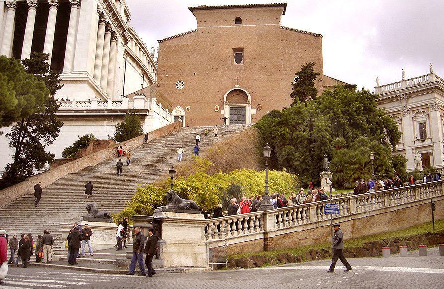 Eglises détruites de Rome: Sainte Rita !